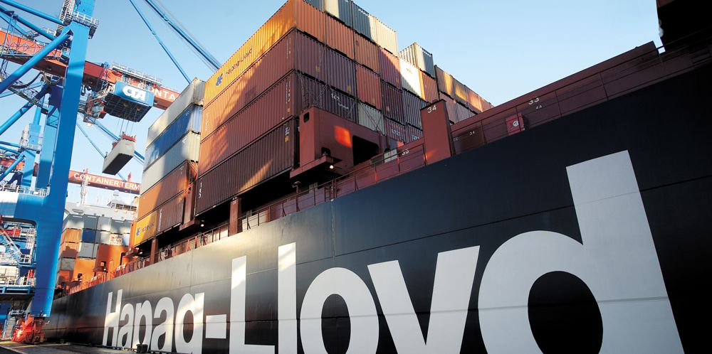 Hapag-Lloyd Operating Profits in Line with projections 1