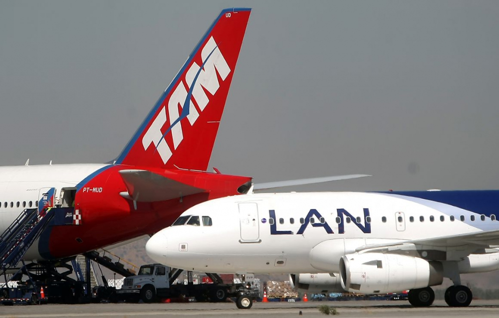 LATAM Airlines posting $2019 mln net losses 1