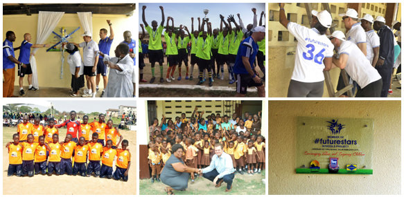 "OMA Ghana launches CSR project  ""Future Stars"" 1"