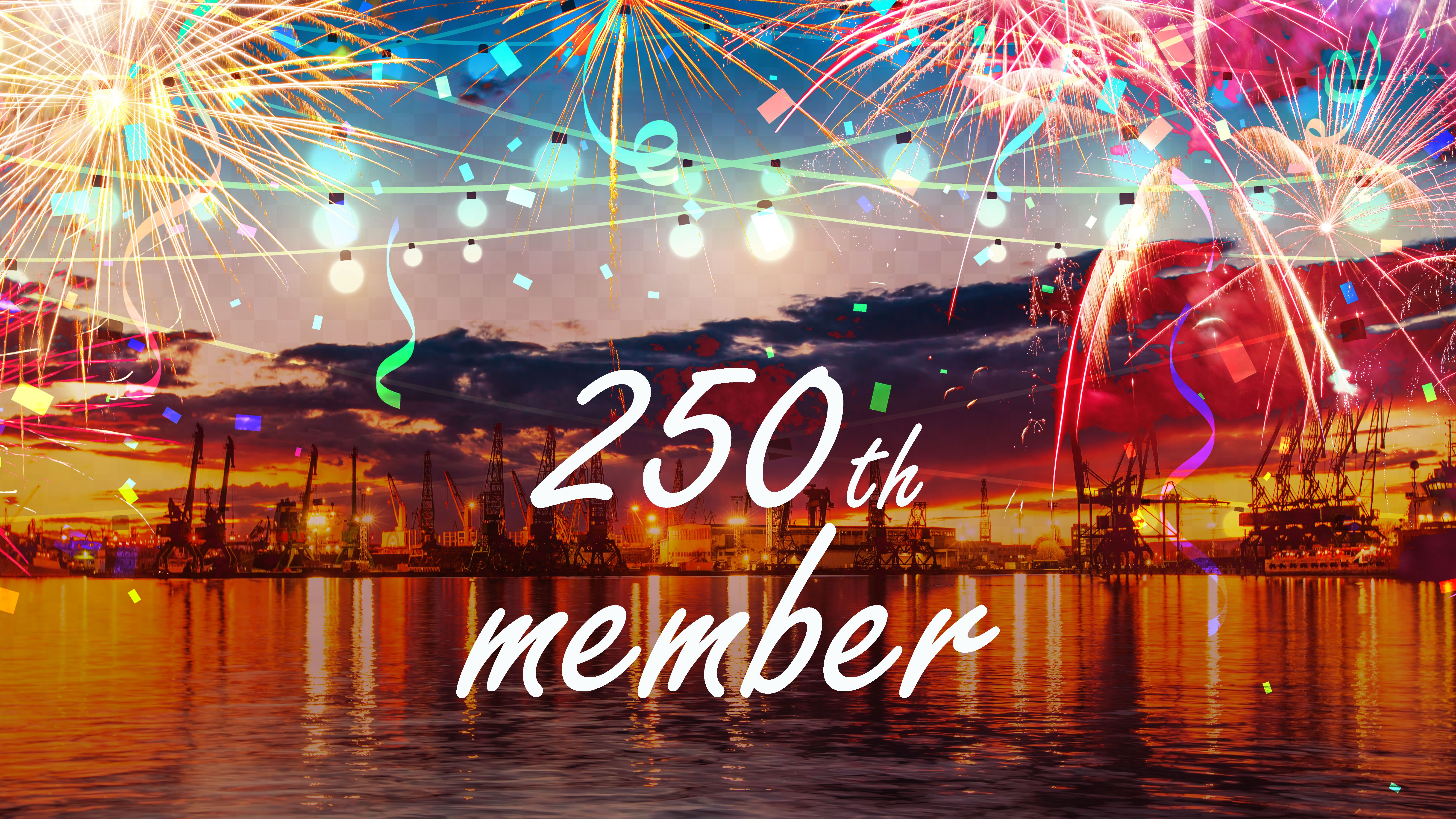 The Atlas Logistic Network is celebrating its 250th premium exclusive member 1