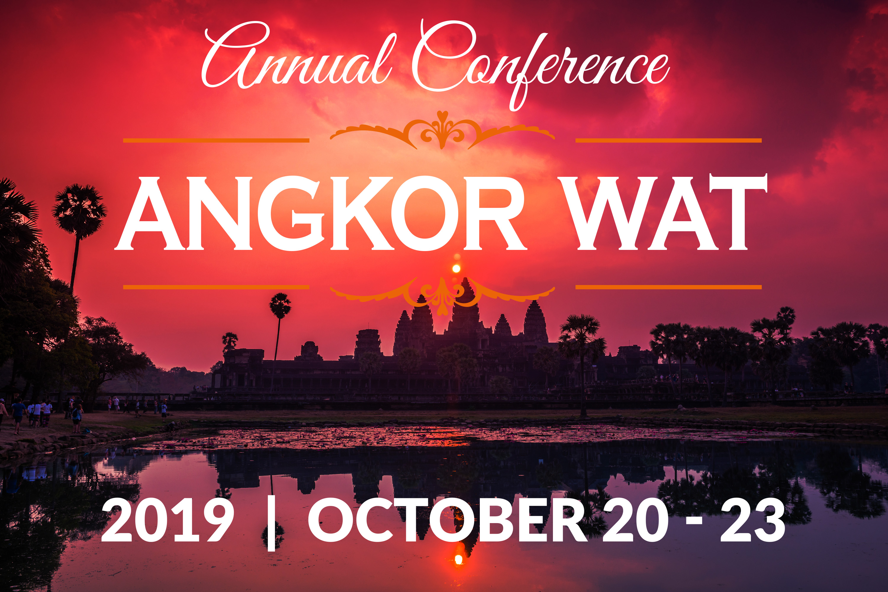Atlas Logistic Network 20th annual Conference in Angkor Wat - October 20-23, 2019 1