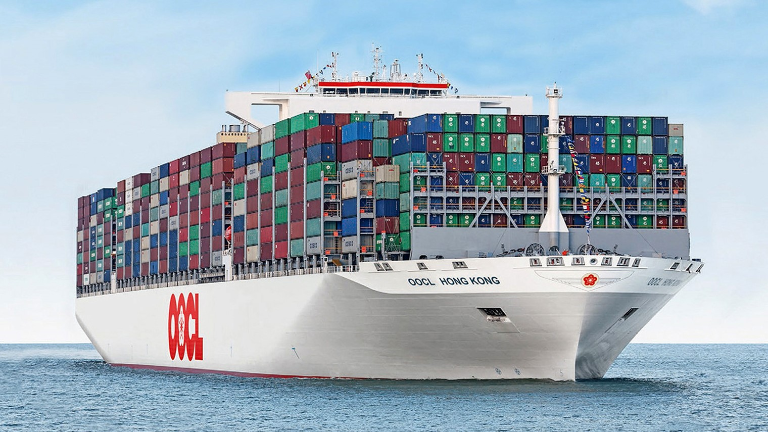 OOCL reports 6.3% volume increase in 2018 1