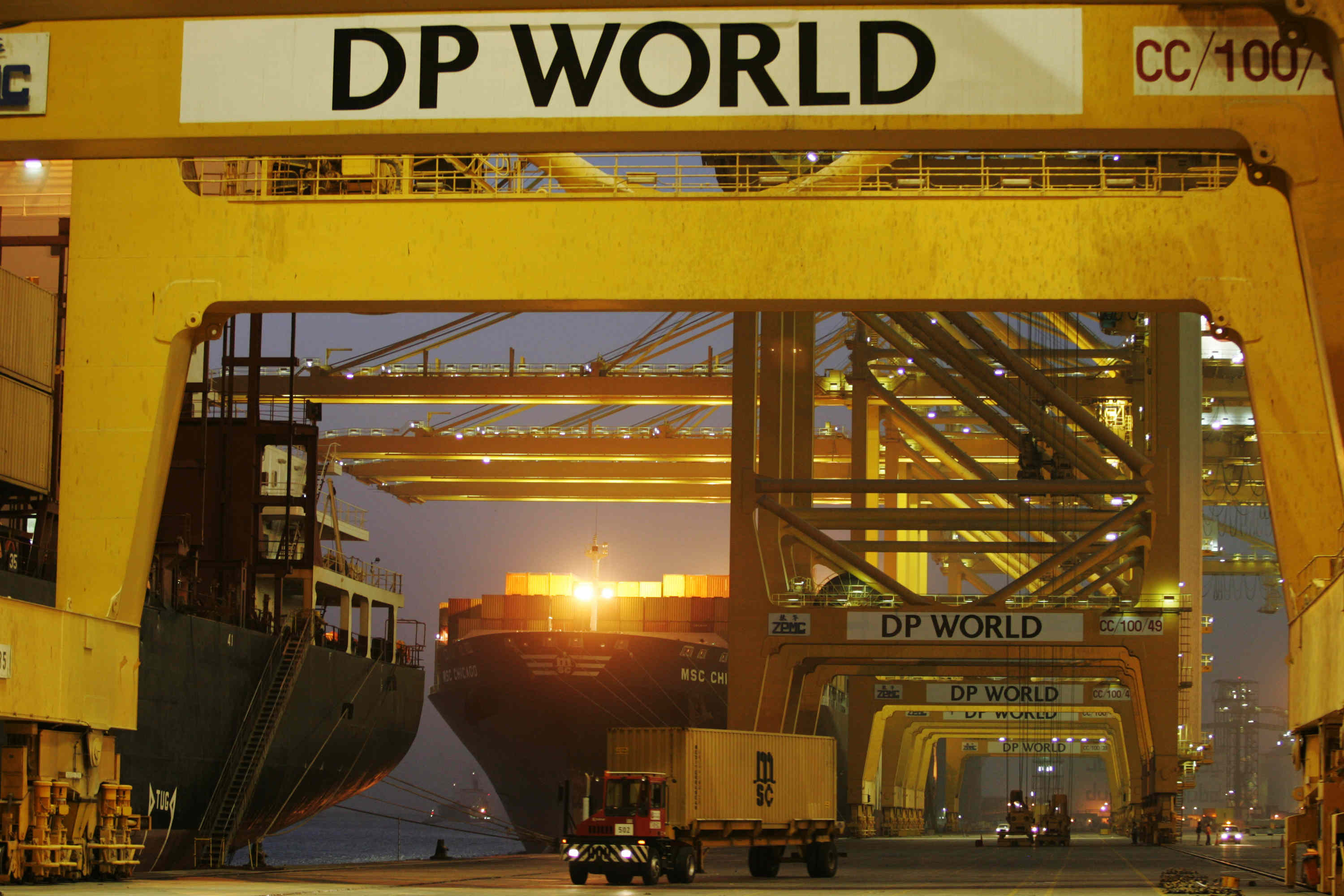 DP World volume handling up with 1.9% in 2018 1
