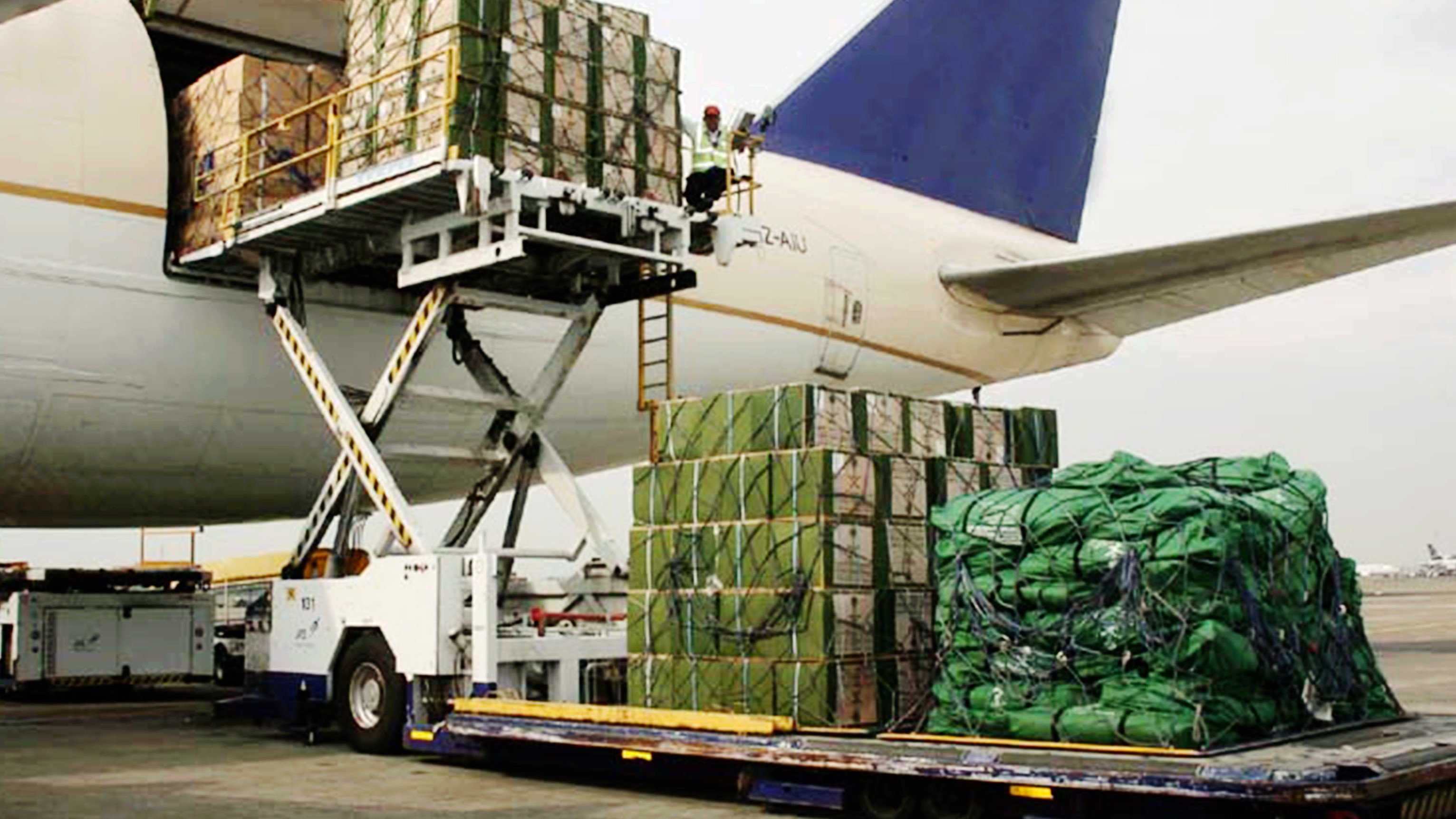 IATA reports airfreight demand up with 3.5% in 2018 1