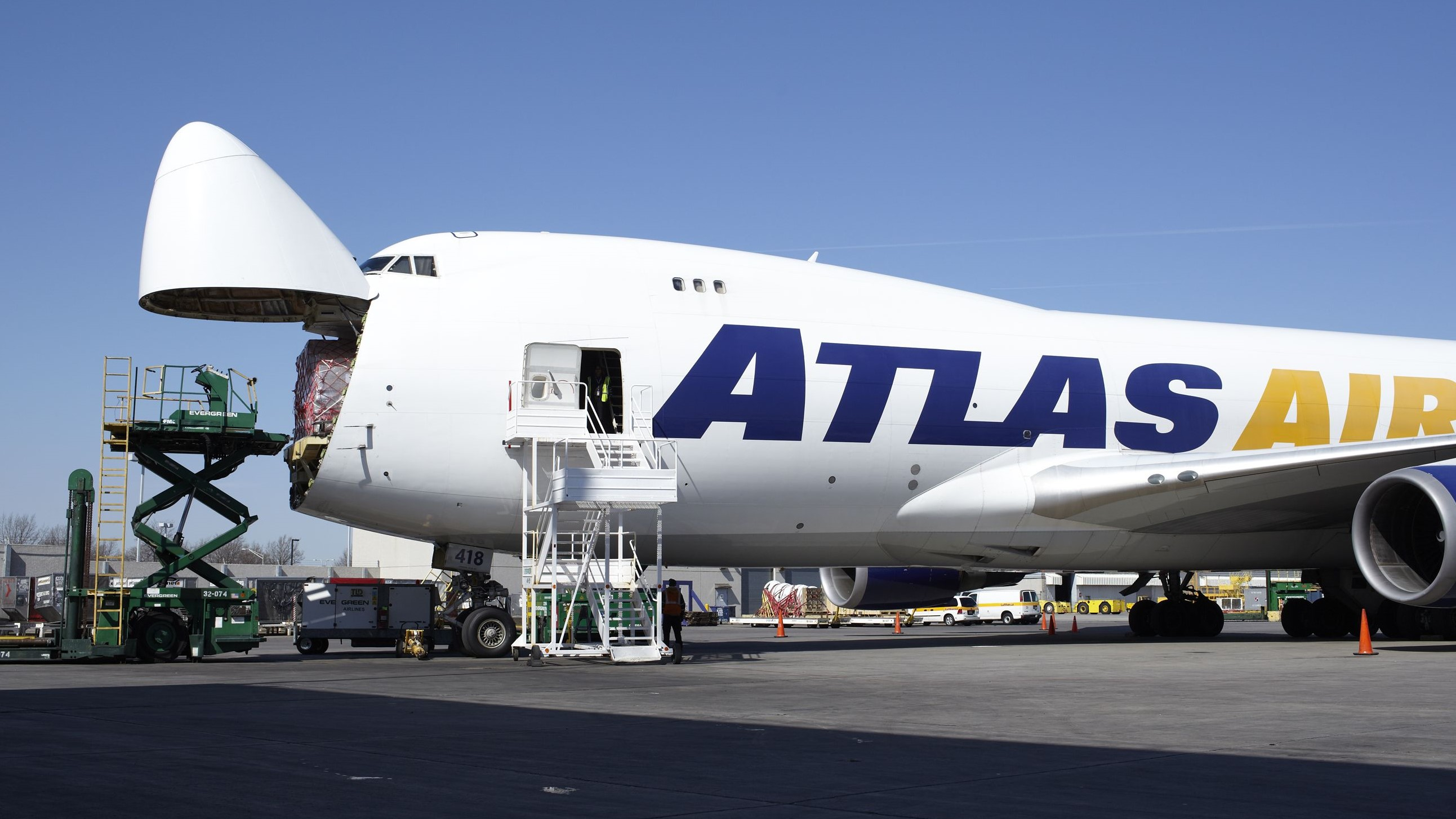 Atlas Air posts solid 2018 results - Your Global Logistics Network