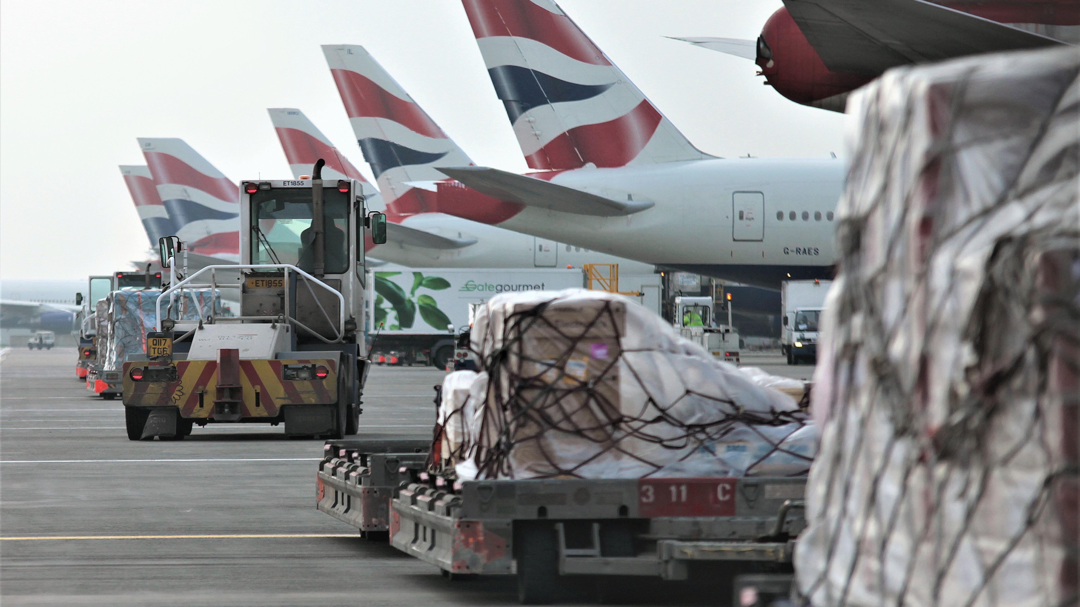 IAG Cargo revenue rises in 2018 1