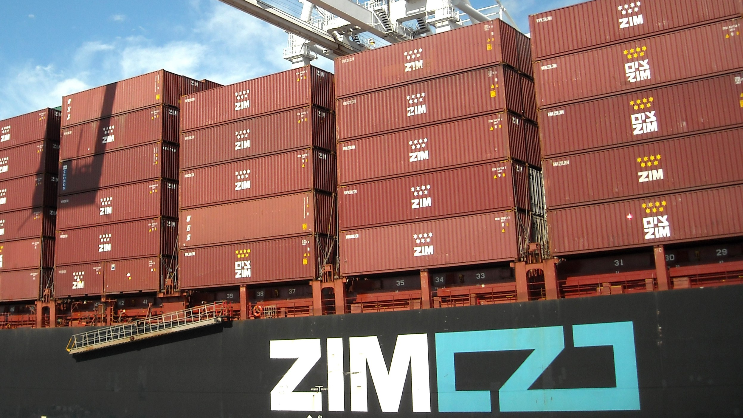 Oversupply container capacity hits Asia 3