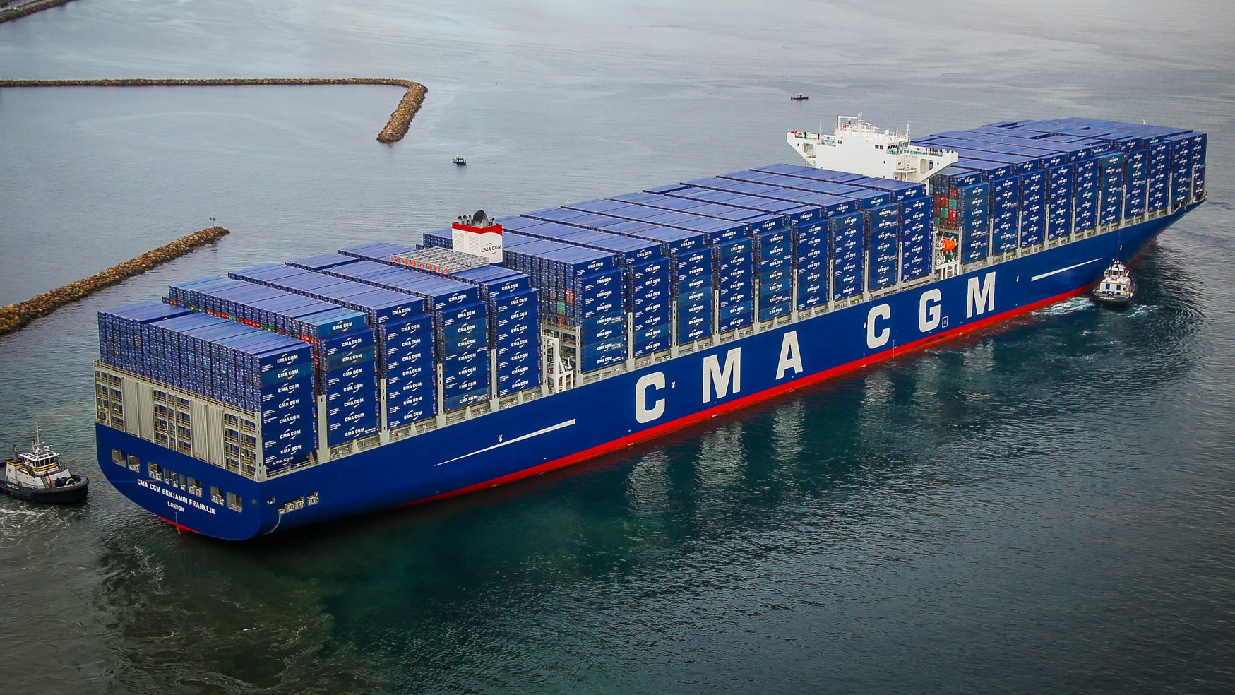 CMA CGM sells ten terminals to China Merchants 1