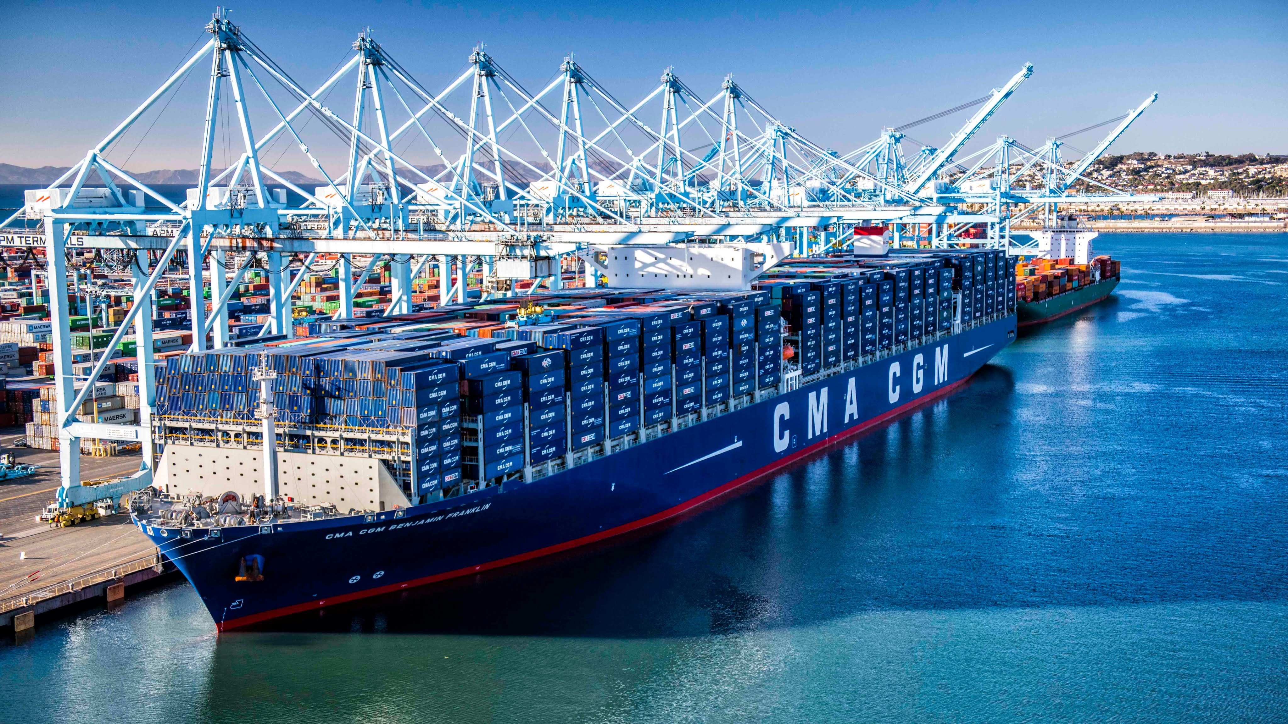 Oversupply container capacity hits Asia 1