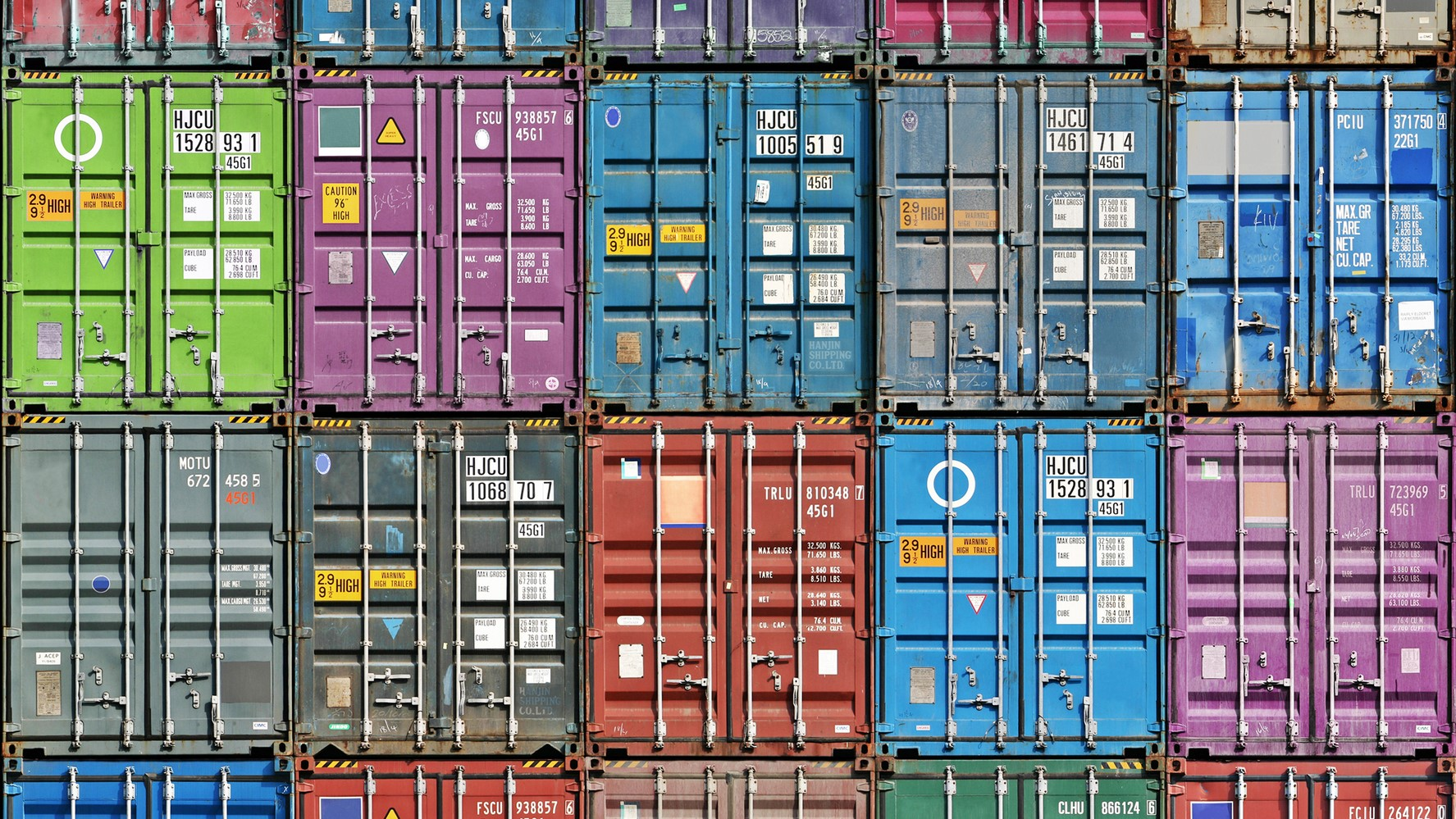 Abandoned overseas containers, who is paying the costs? 1