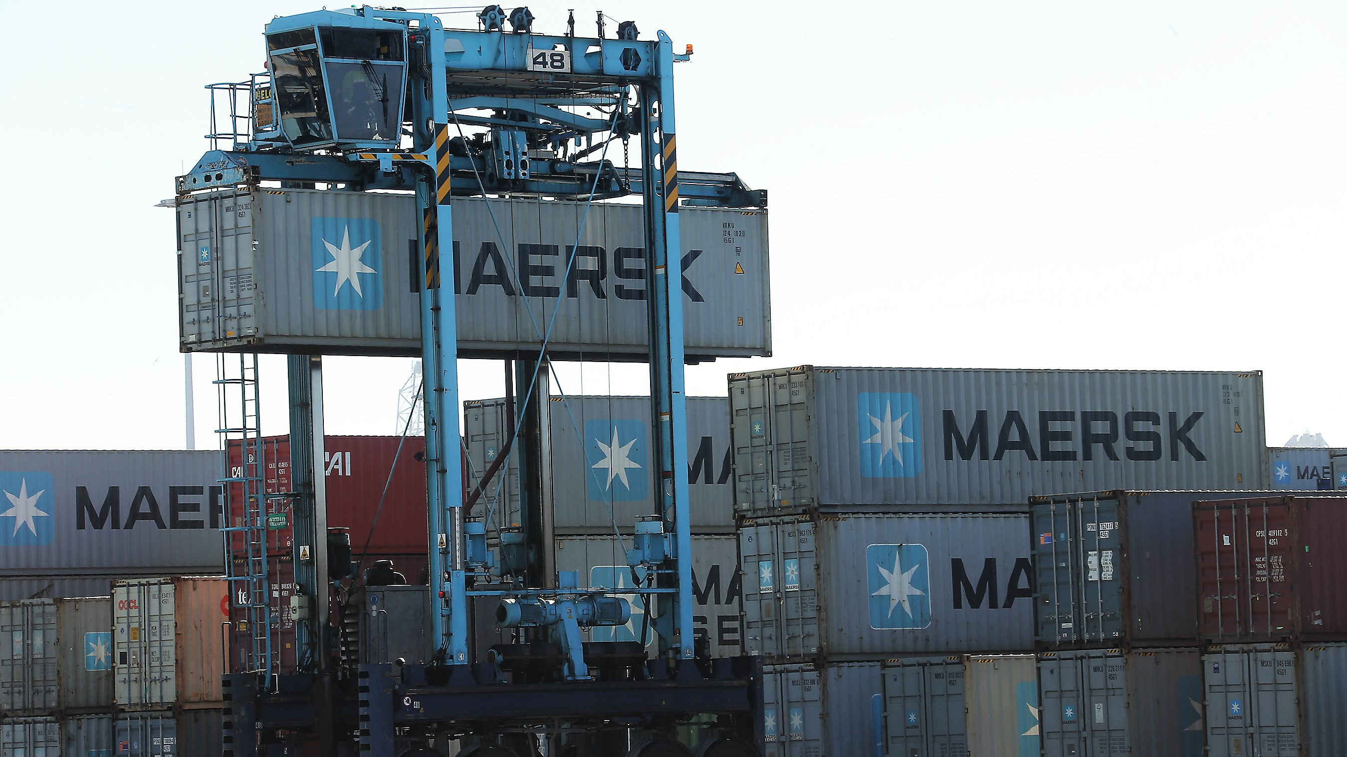 Maersk records highest amount of idled fleet capacity in 10 years 1