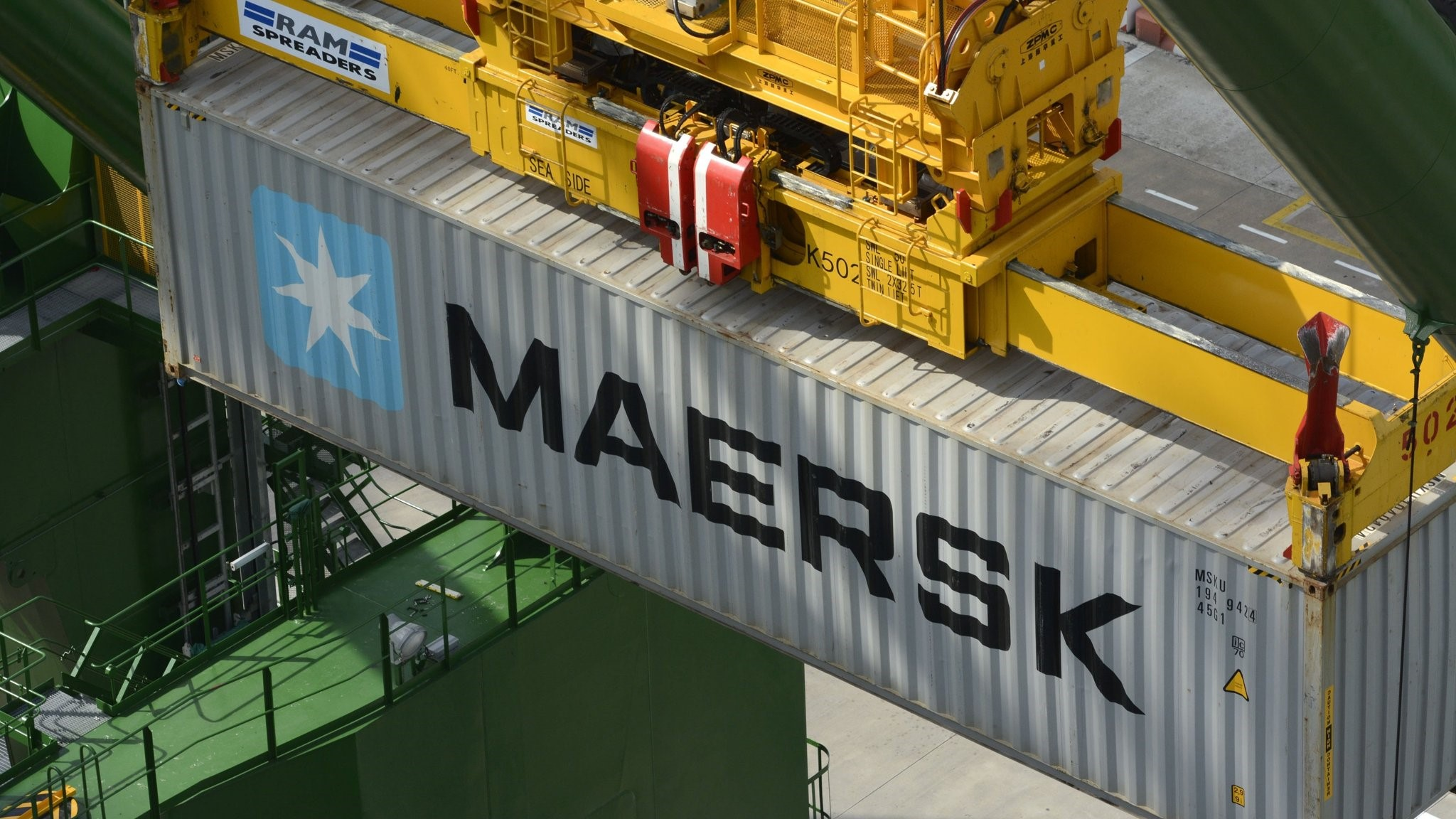 Maersk Line cashed $ 1 Bn in 2018 on demurrage & detention charges 3
