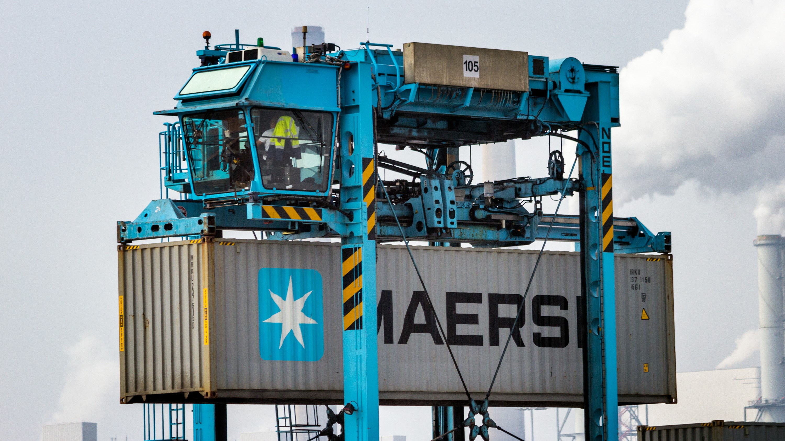 Maersk Line cashed $ 1 Bn in 2018 on demurrage & detention charges