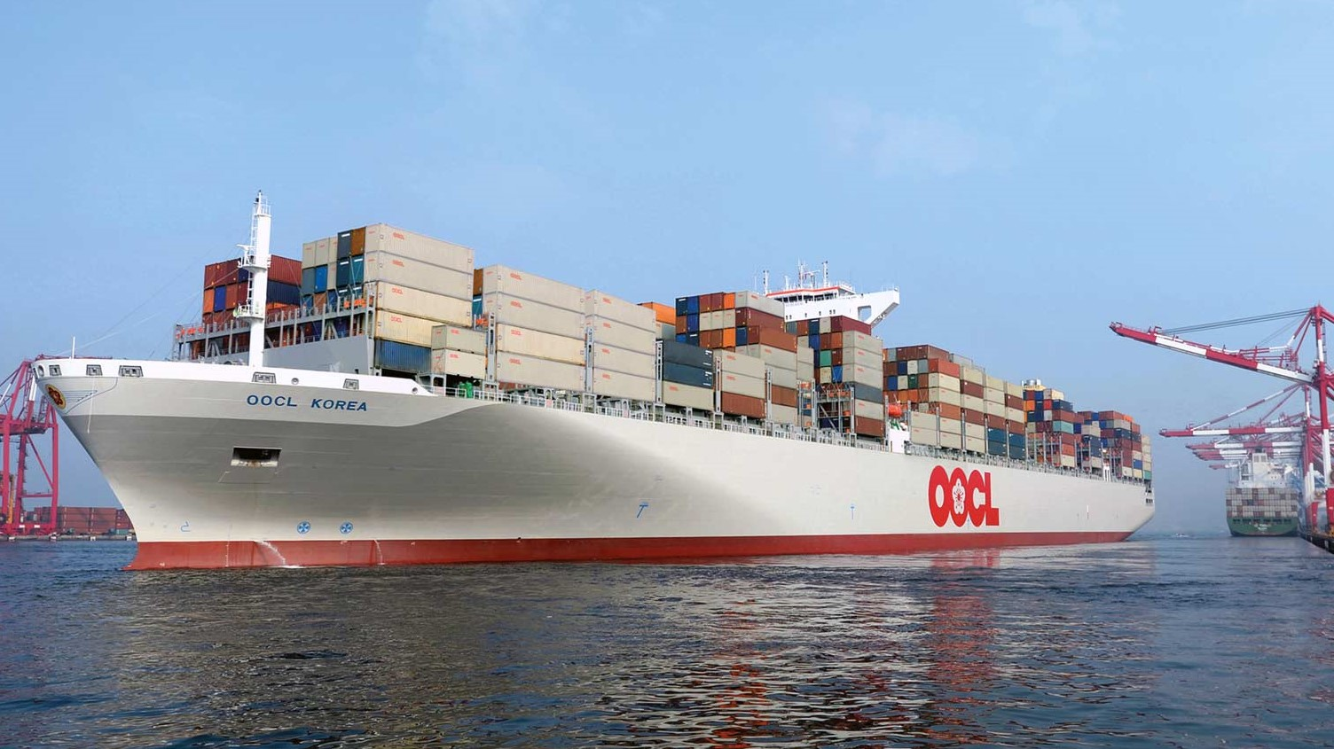 OOCL Orient Overseas Container Line reports profit decline in 2018 2