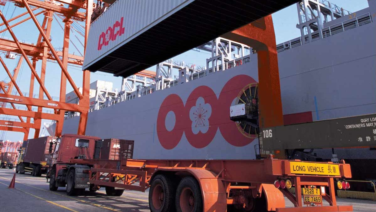 OOCL Orient Overseas Container Line reports profit decline in 2018 1
