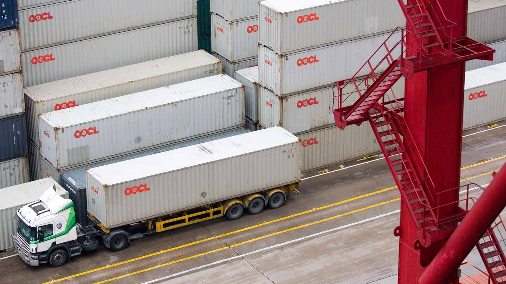 OOCL Orient Overseas Container Line reports profit decline in 2018 3