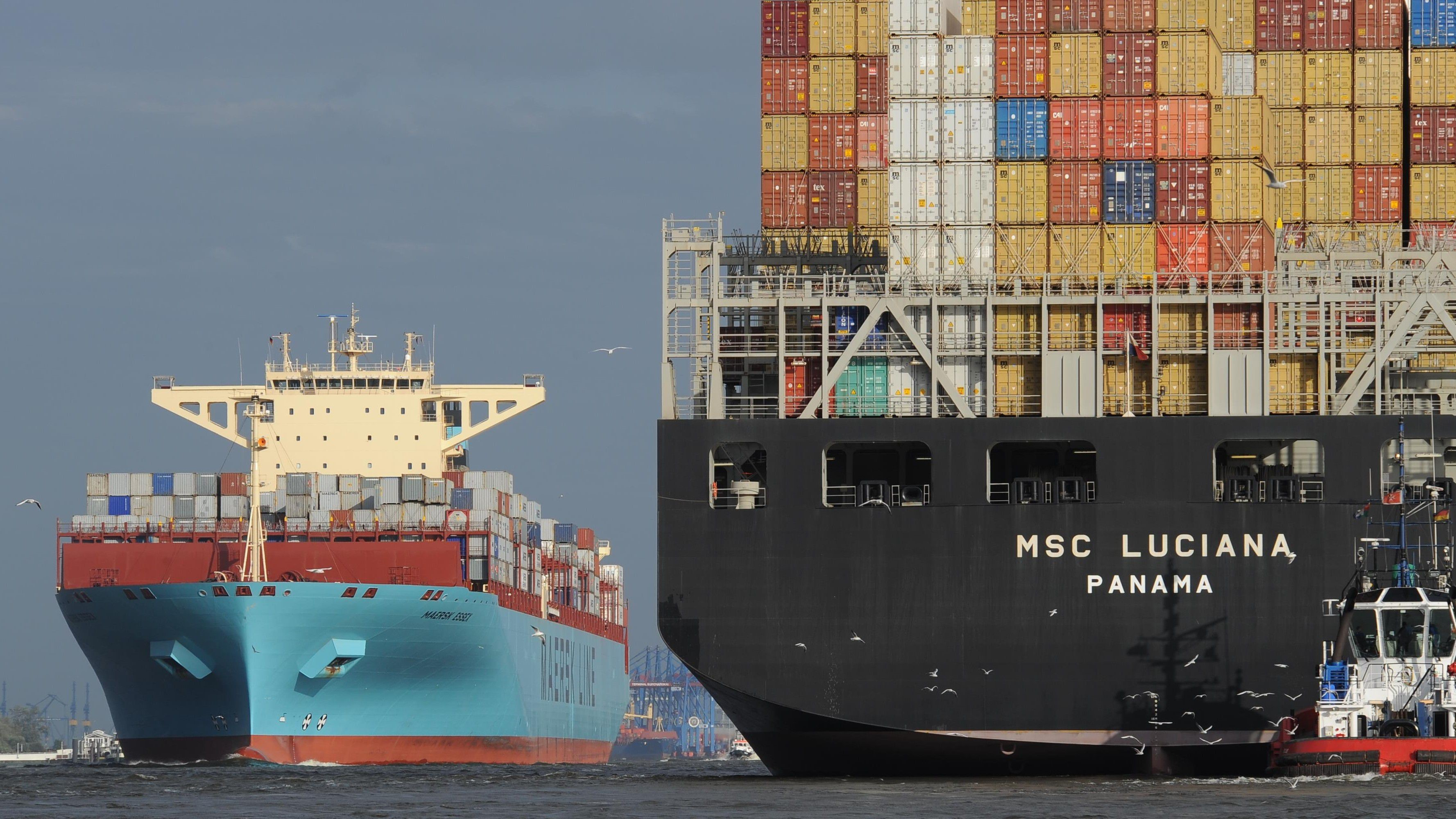Oversupply container capacity hits Asia 2
