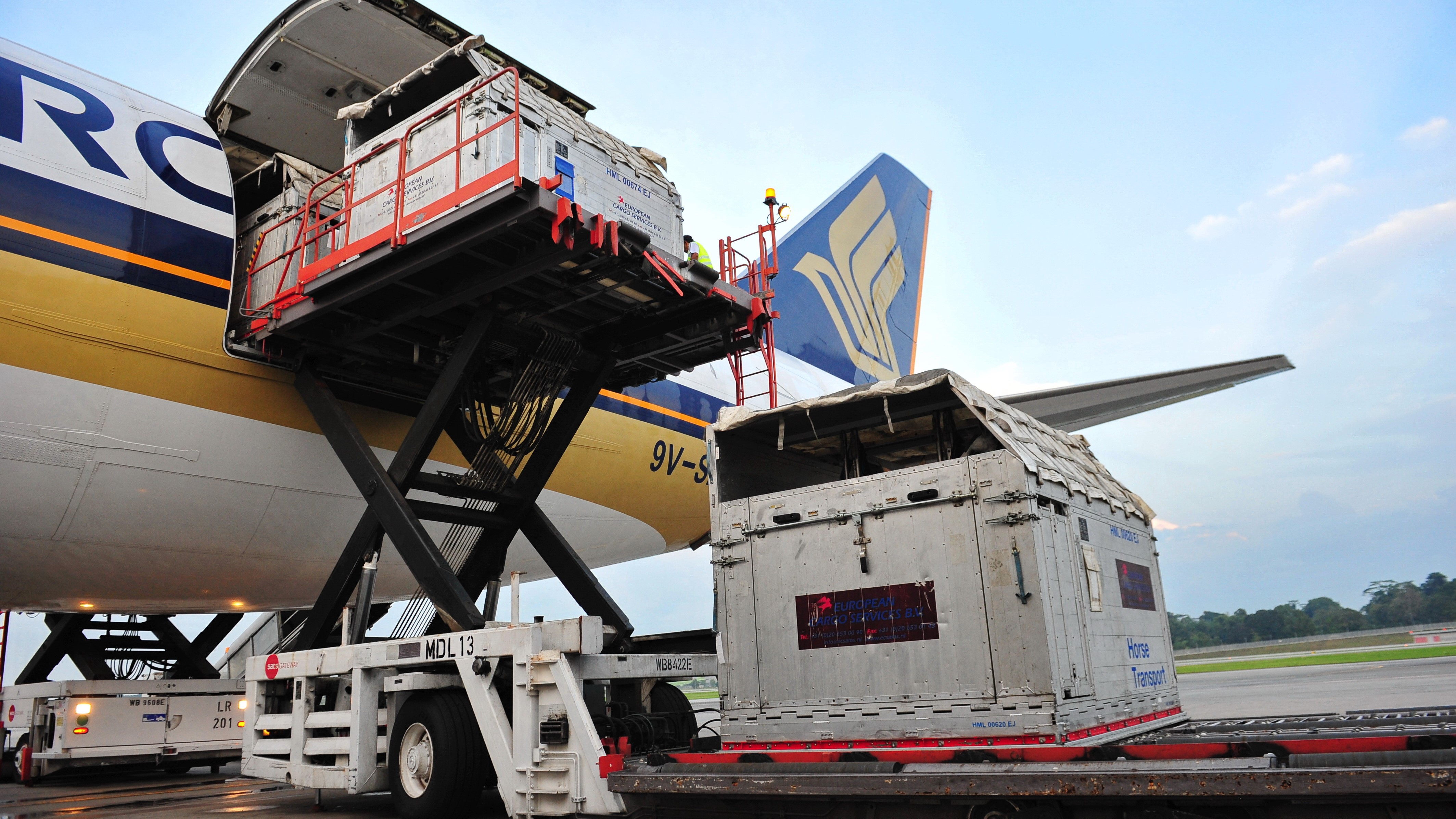 Singapore Changi Airport planning to double their cargo handling capacity 1