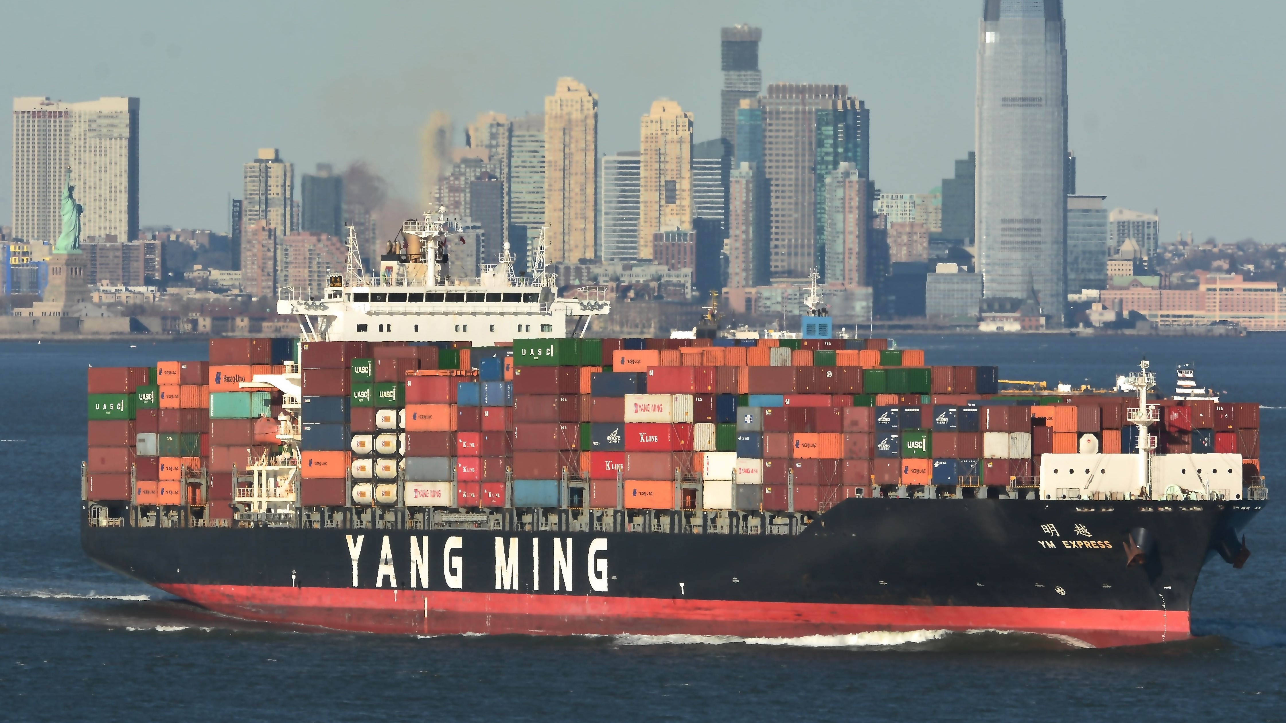 Yang Ming published 2020 Q1 financial results 1