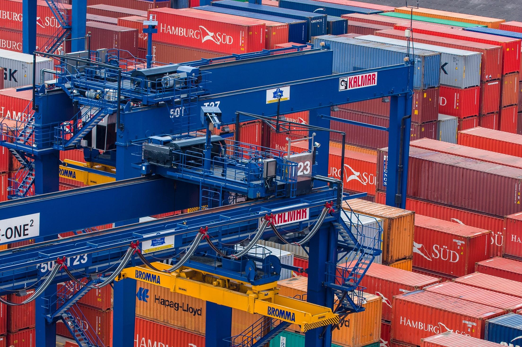 SPRC Container Terminal Cartagena Columbia