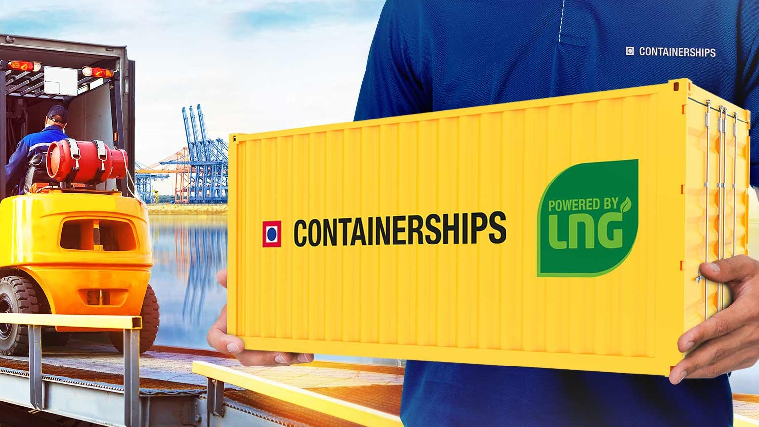 CMA CGM rebranding Containerships and MacAndrews under the Containerships brand. 1