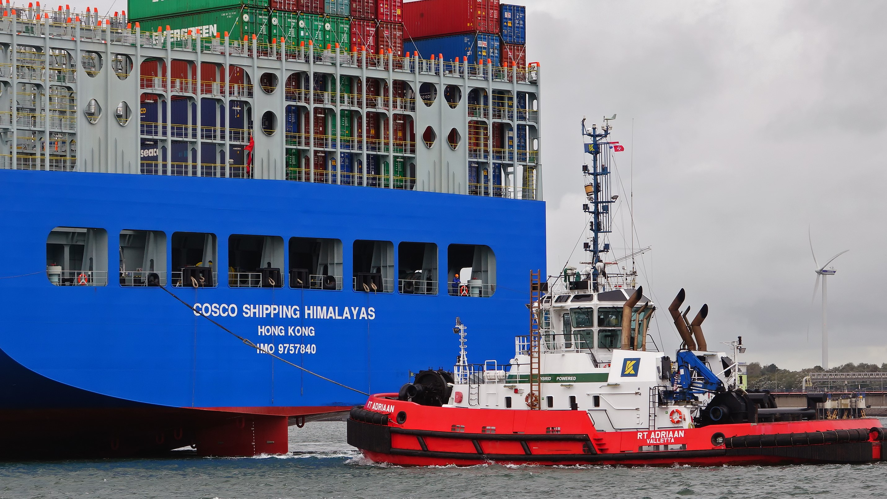 Cosco Shipping reports on 2018 results and looks ahead to 2019 1