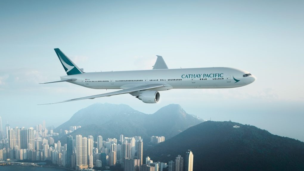 Cathay Pacific whacked by trade war, Hong Kong protests 1