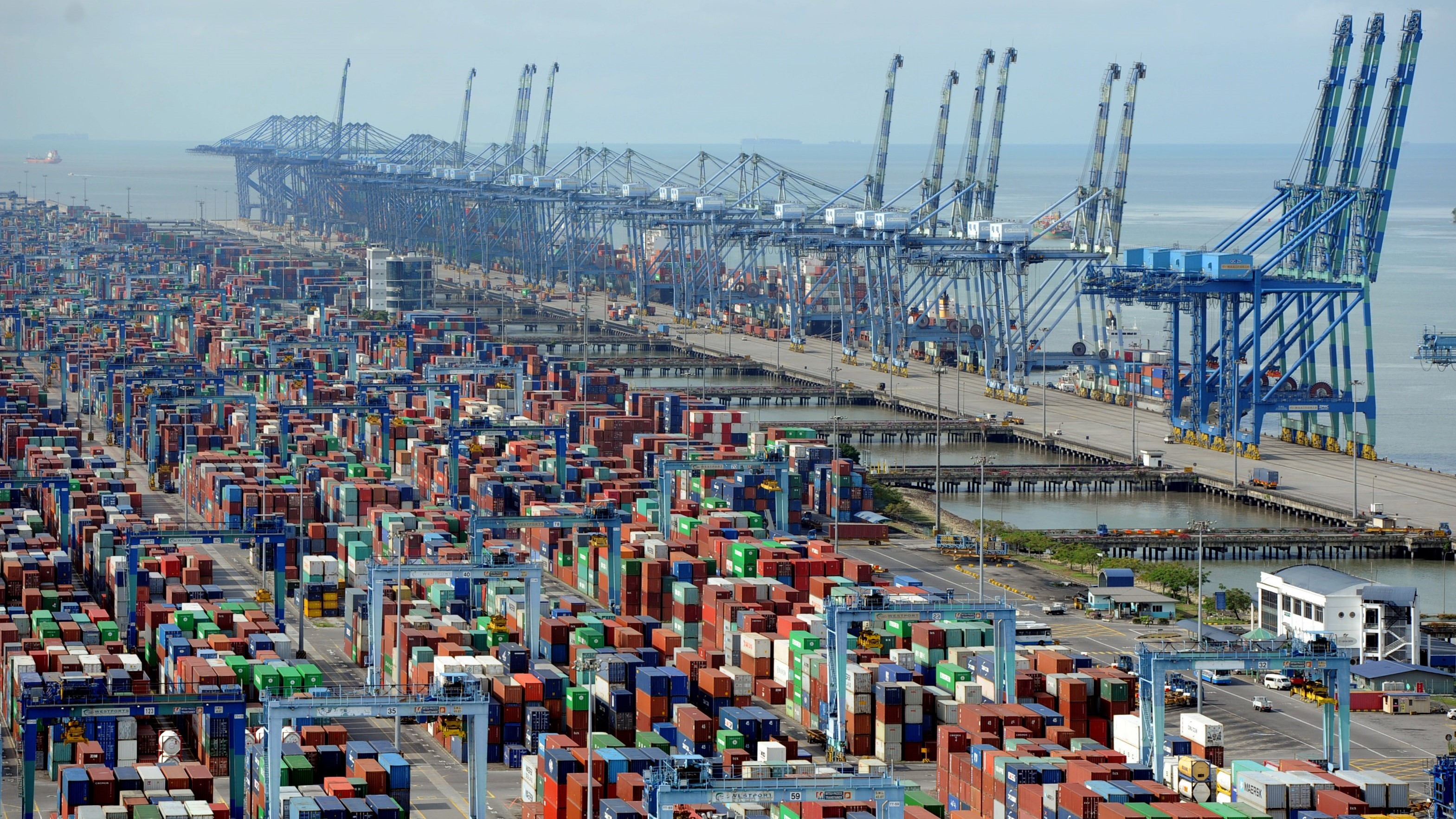 Strong first half for Port Klang's Westports, but can it win back traffic from Singapore? 1