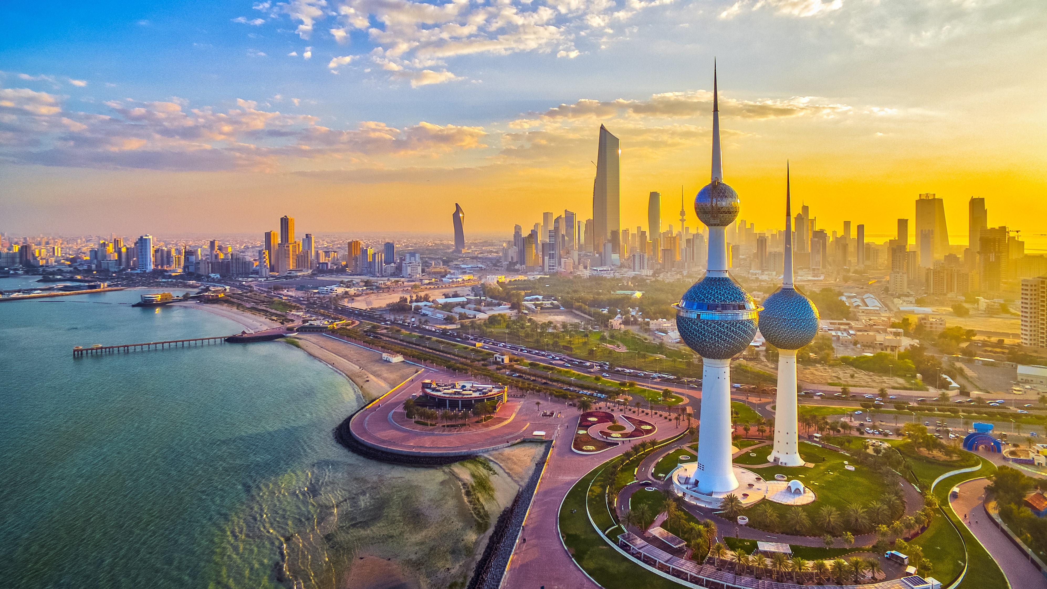 The Atlas Logistic Network is linking Kuwait City, Kuwait to the world 1