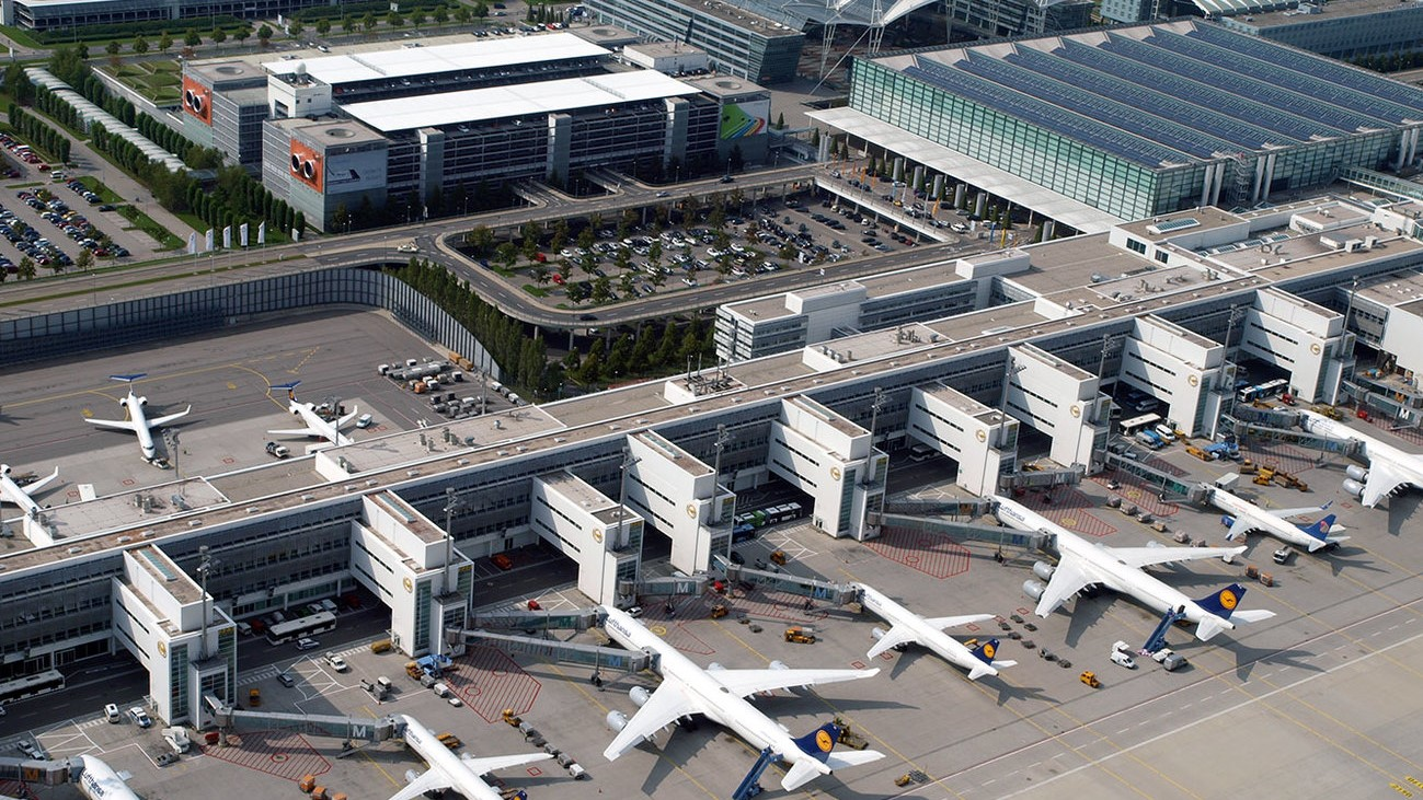 Munich jumps from 11th to 5th in list of best-connected airports 1