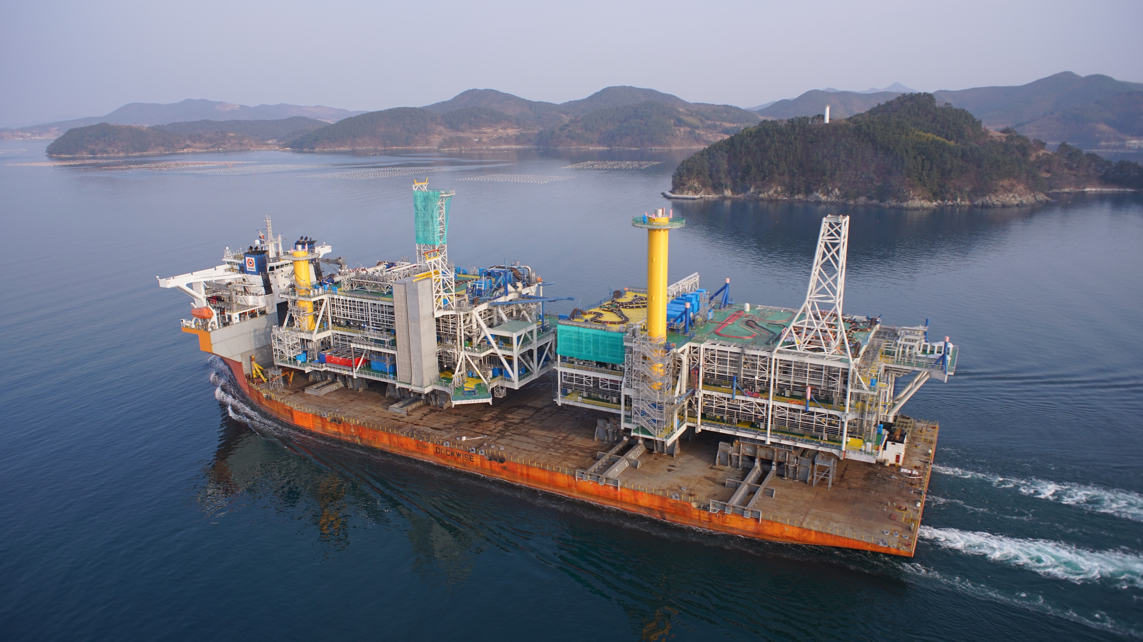 Samsung Heavy Industries continues record streak with huge Evergreen order 1