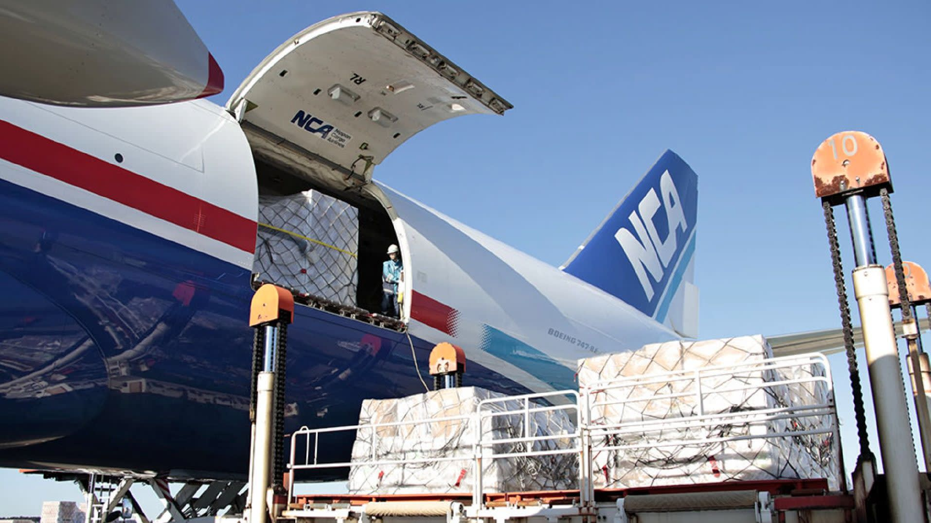 Air cargo market 'unpredictable' as nervous airlines review strategy 1
