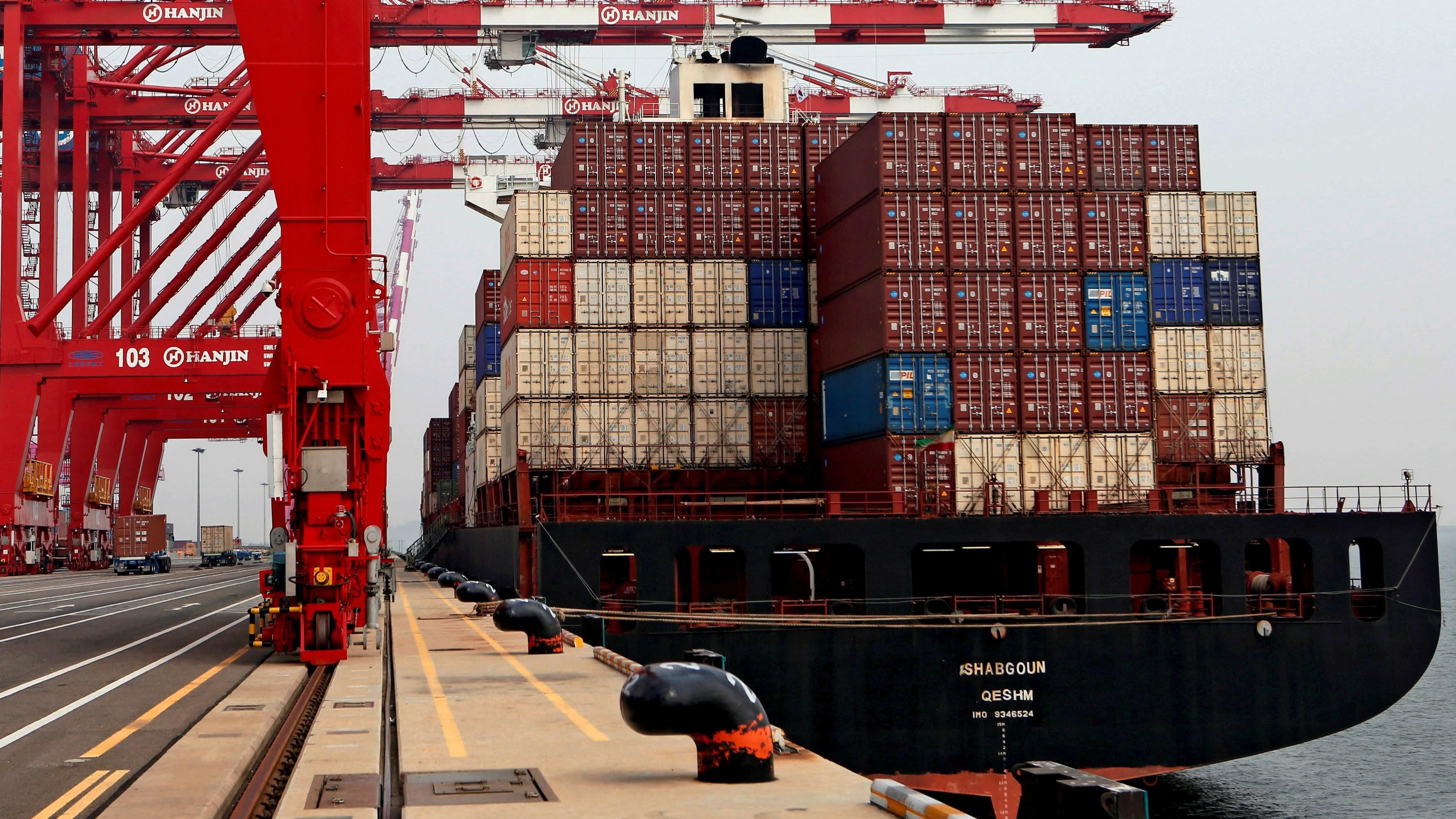 Korean export market showing no signs of improvement 1