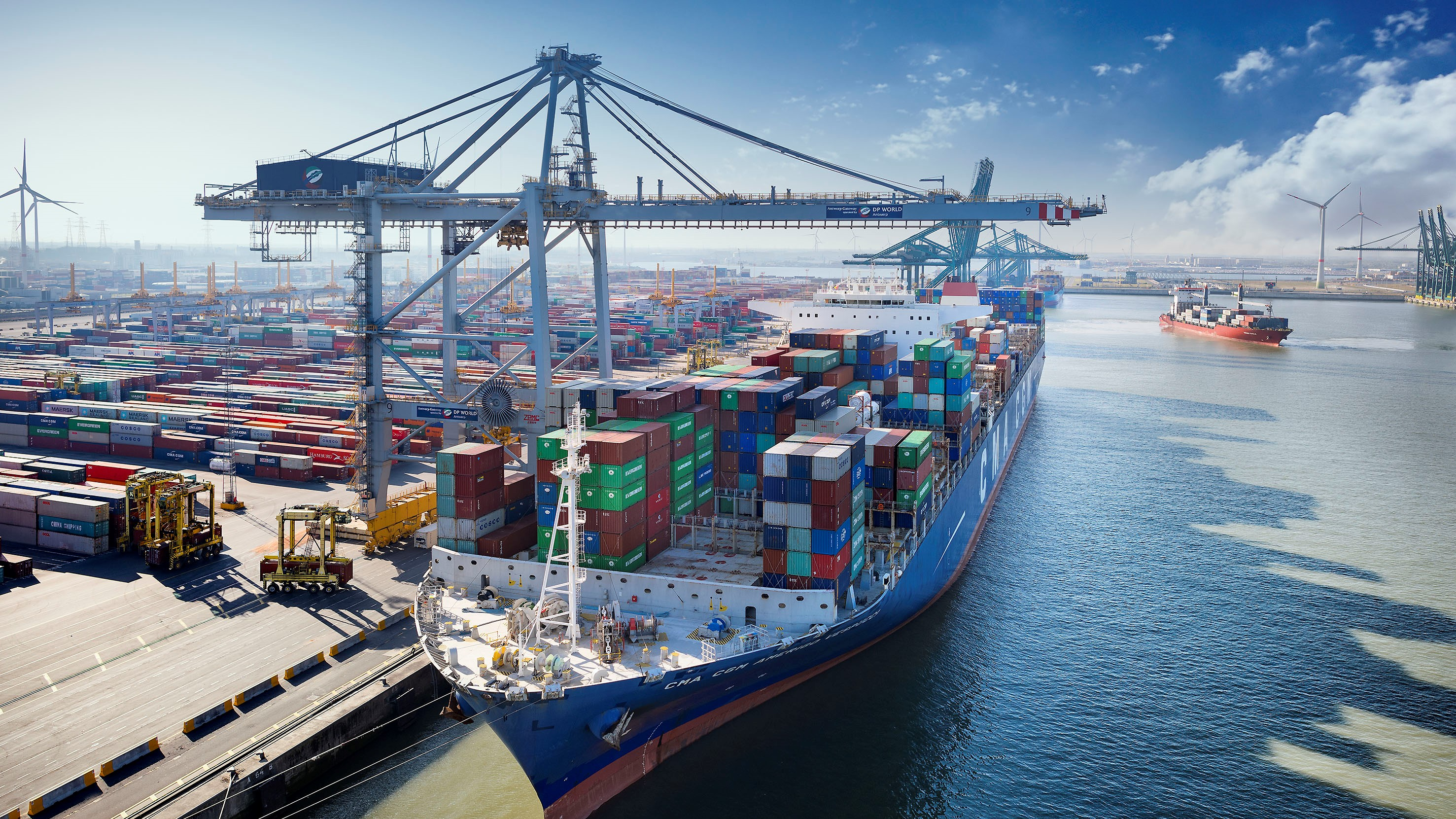 DP World warns for geopolitical tensions 1