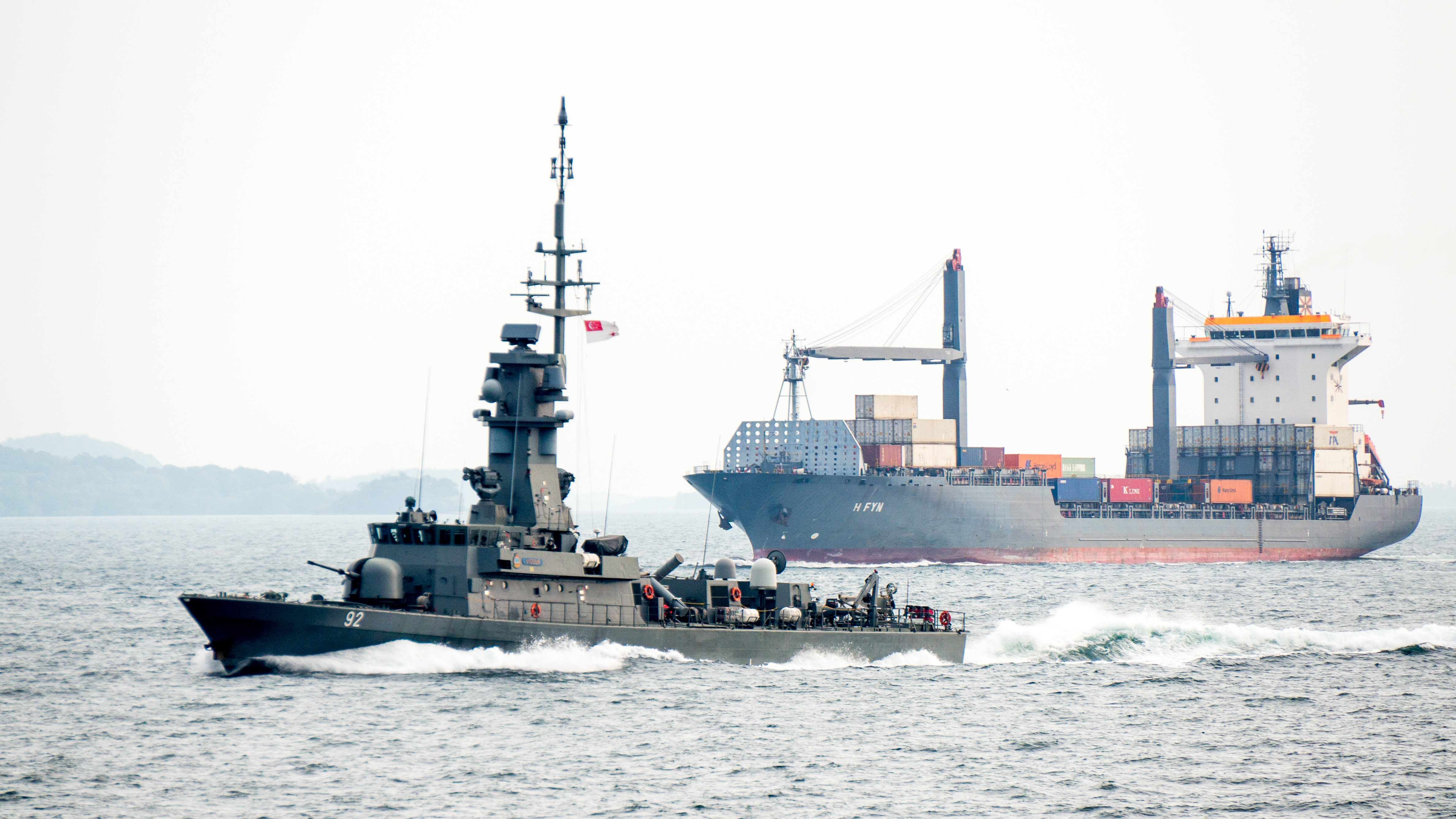 Gulf of Guinea remains danger zone as piracy incidents decrease worldwide 1