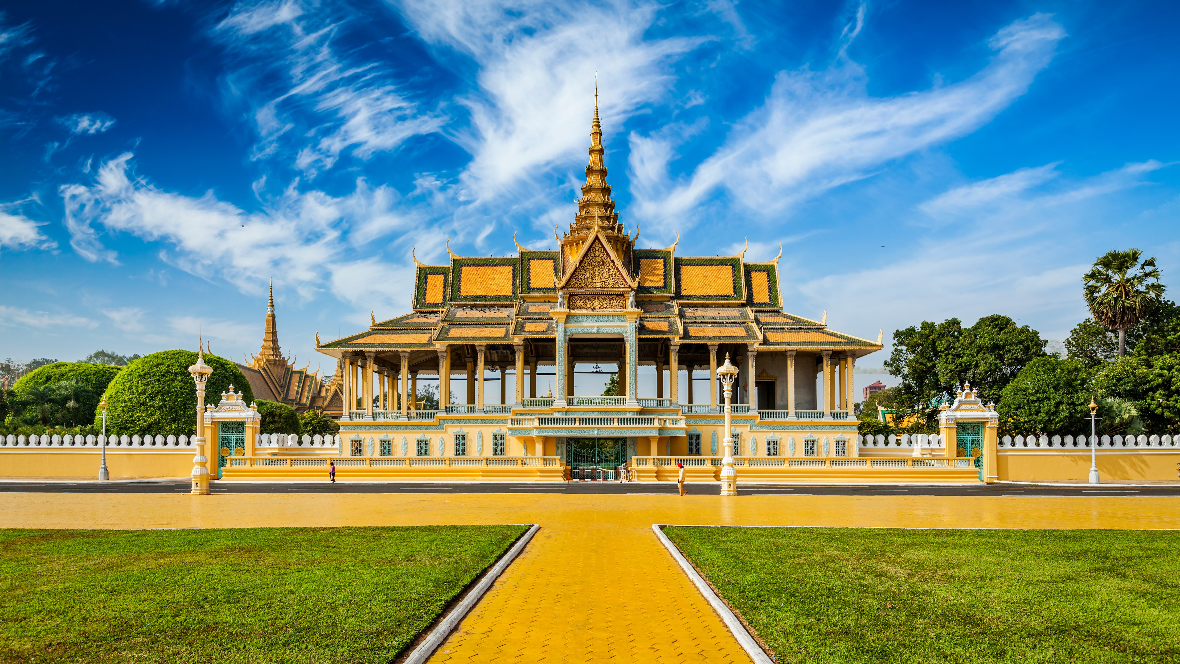 The Atlas Logistic Network is linking Phnom Penh, Cambodia to the world 1