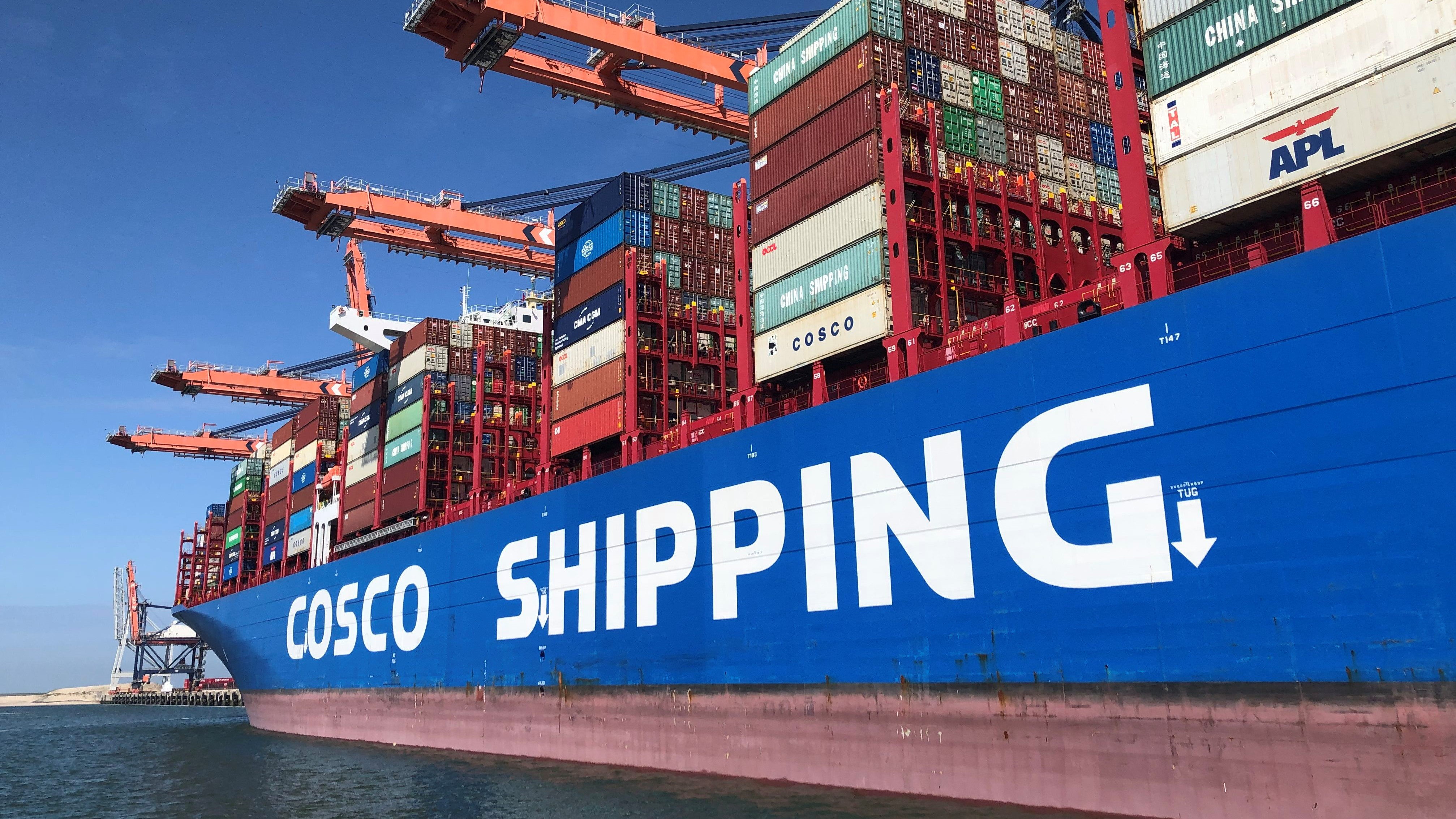 Global container throughput remains stable 1