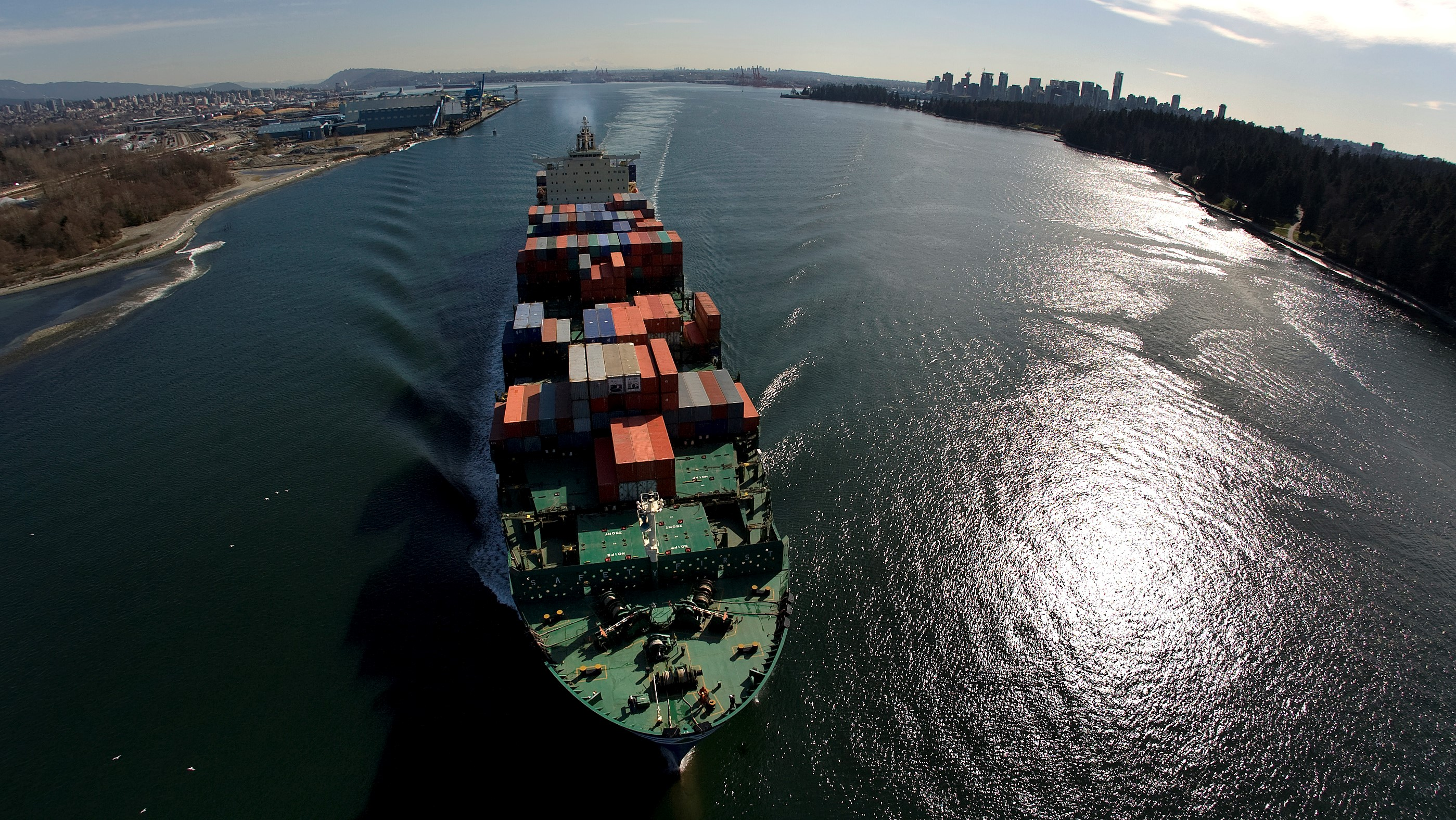 Global goods trade to remain below trend 1