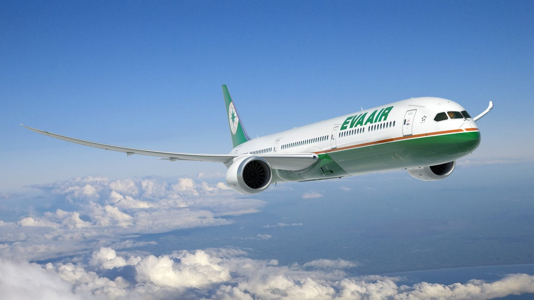 Eva Airways Corp registers 3.9% annual revenue fall 1