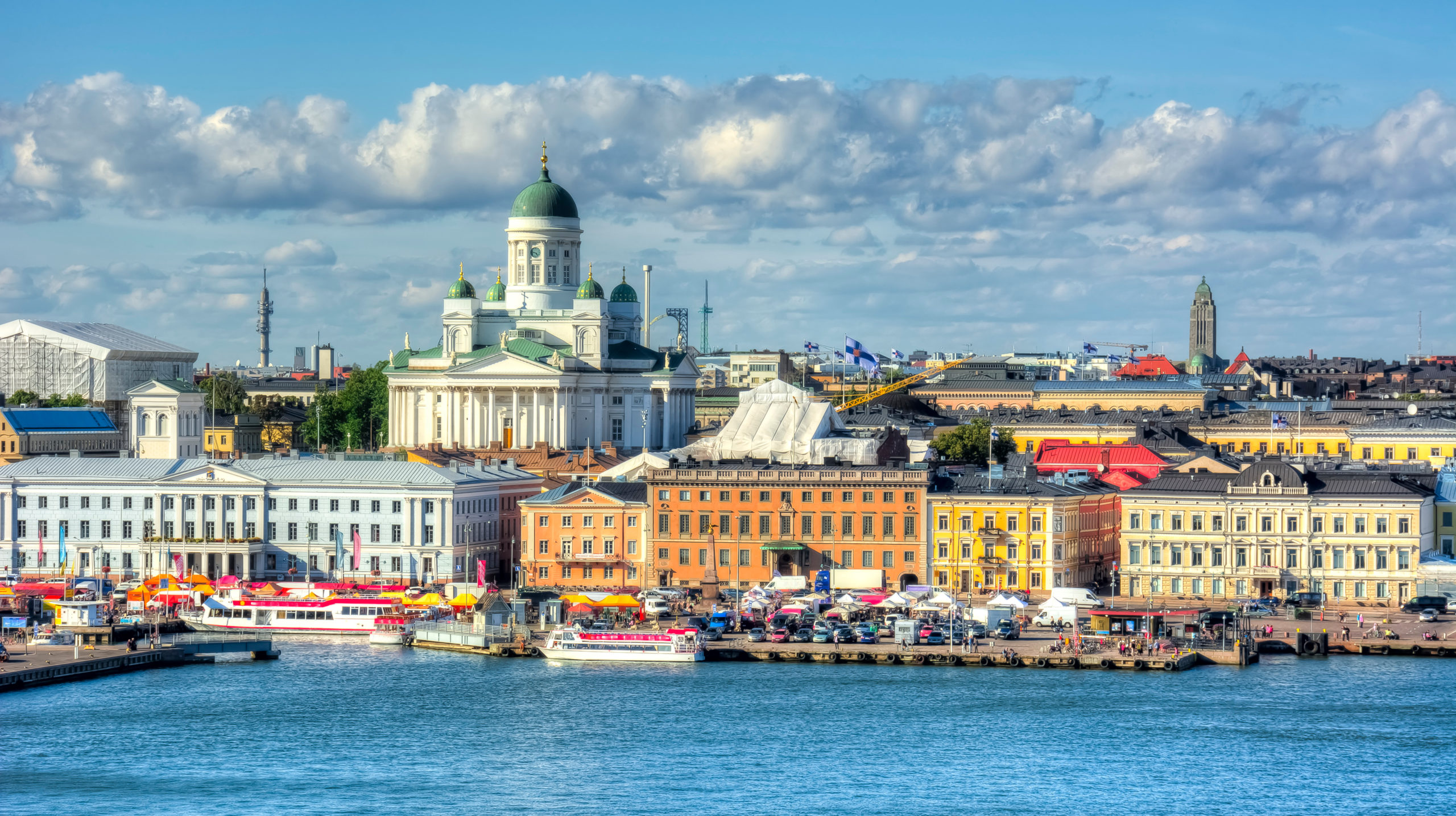 The Atlas Logistic Network is linking Helsinki, Finland to the world 1