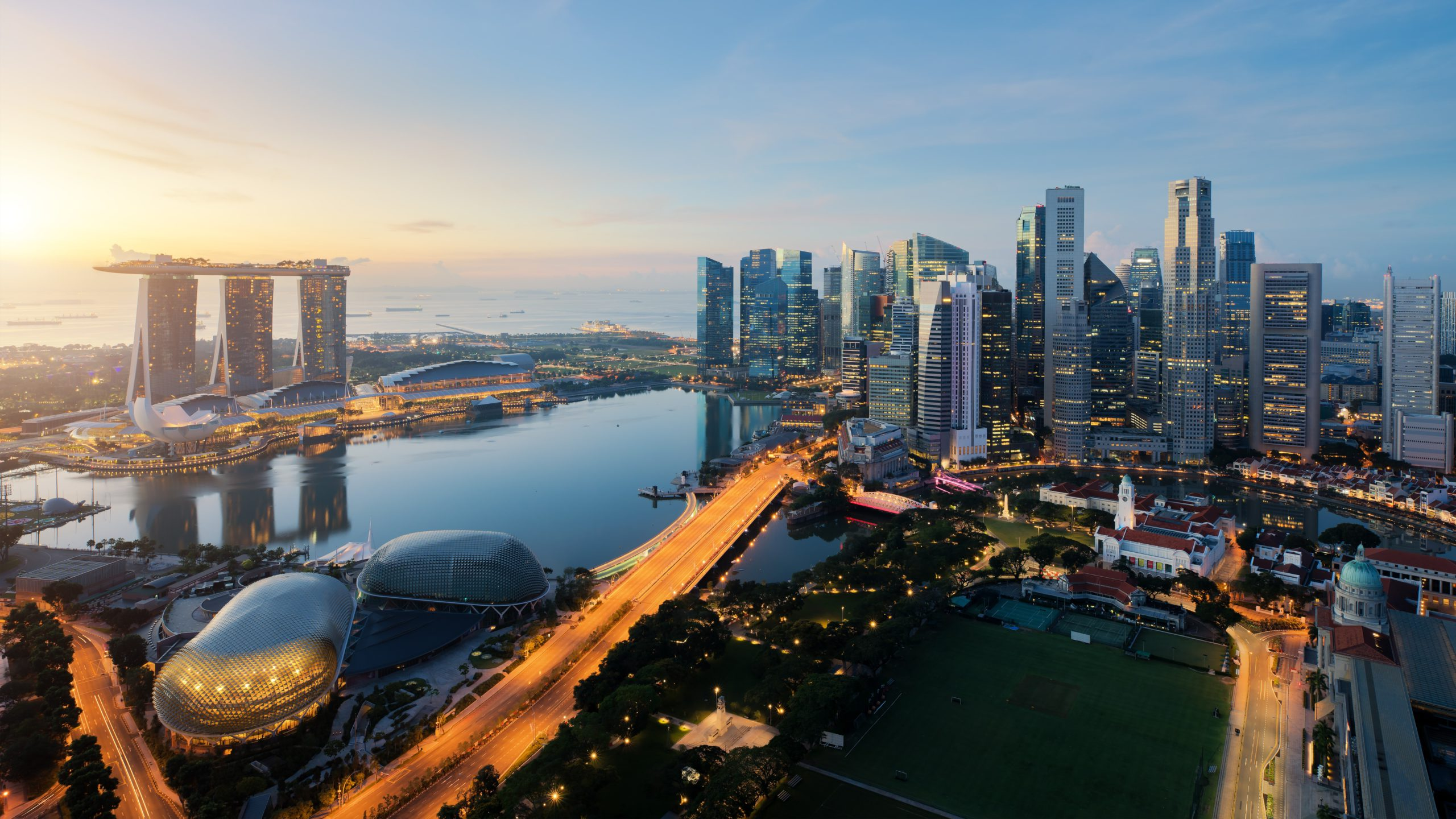 The Atlas Logistic Network is linking Singapore to the world 1