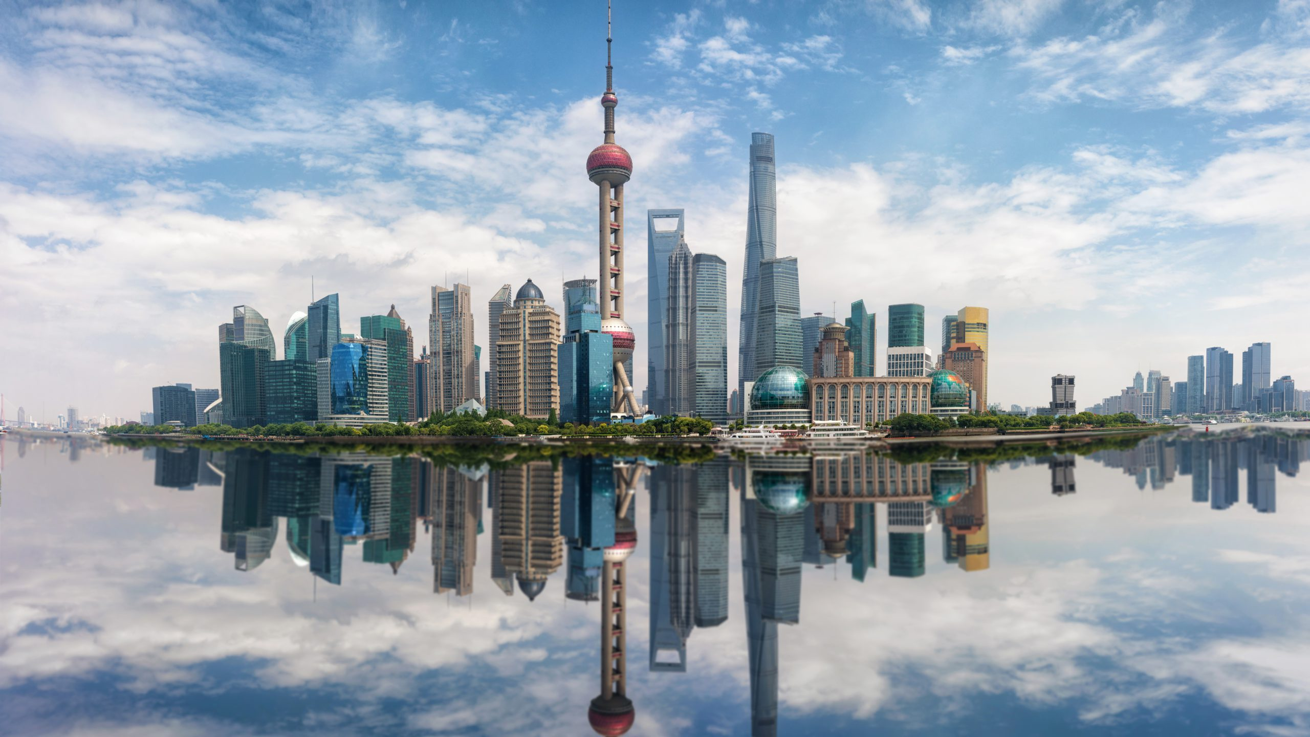The Atlas Logistic Network is linking Shanghai, China to the world 1