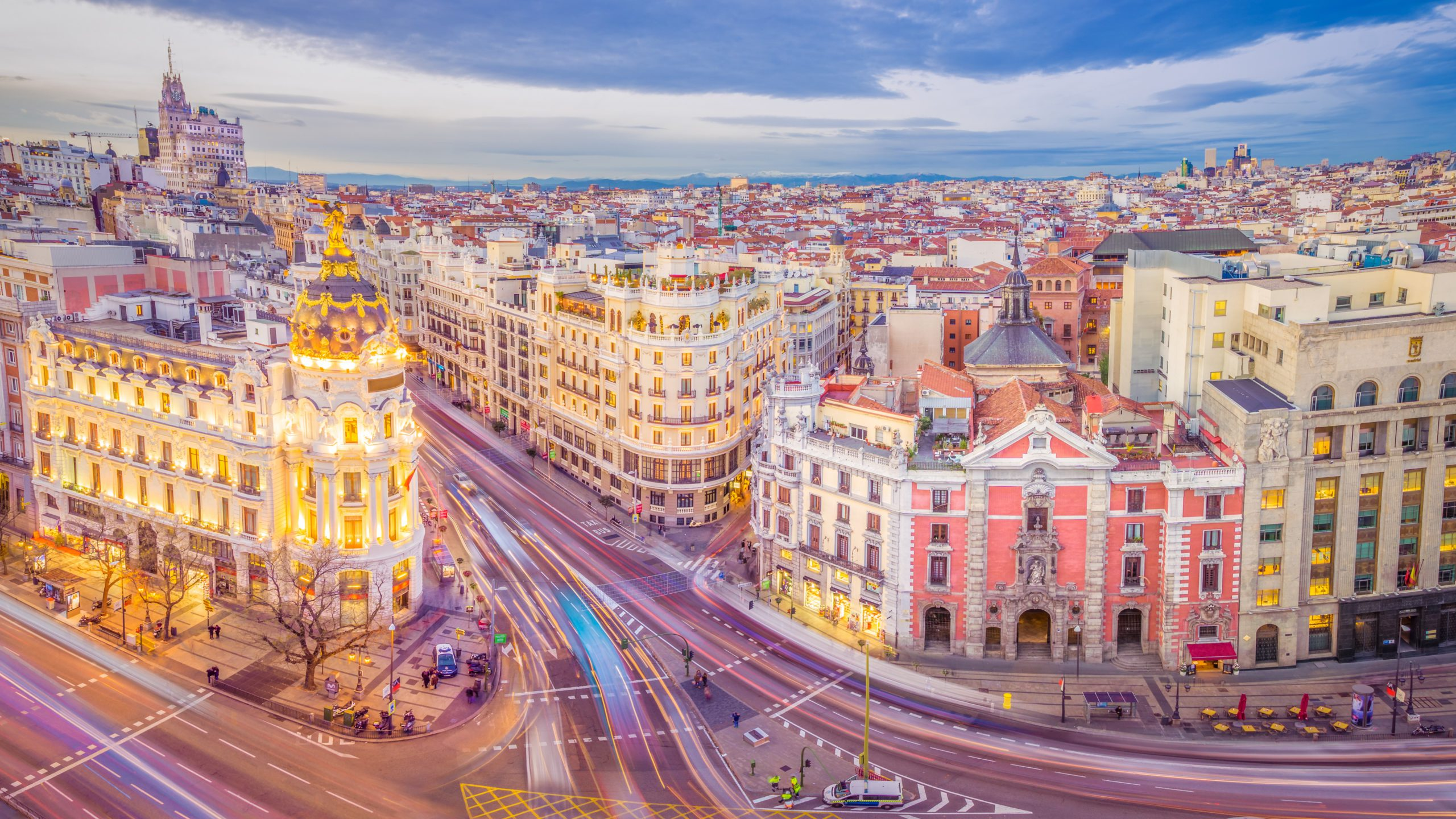 The Atlas Logistic Network is linking Madrid, Spain to the world 1