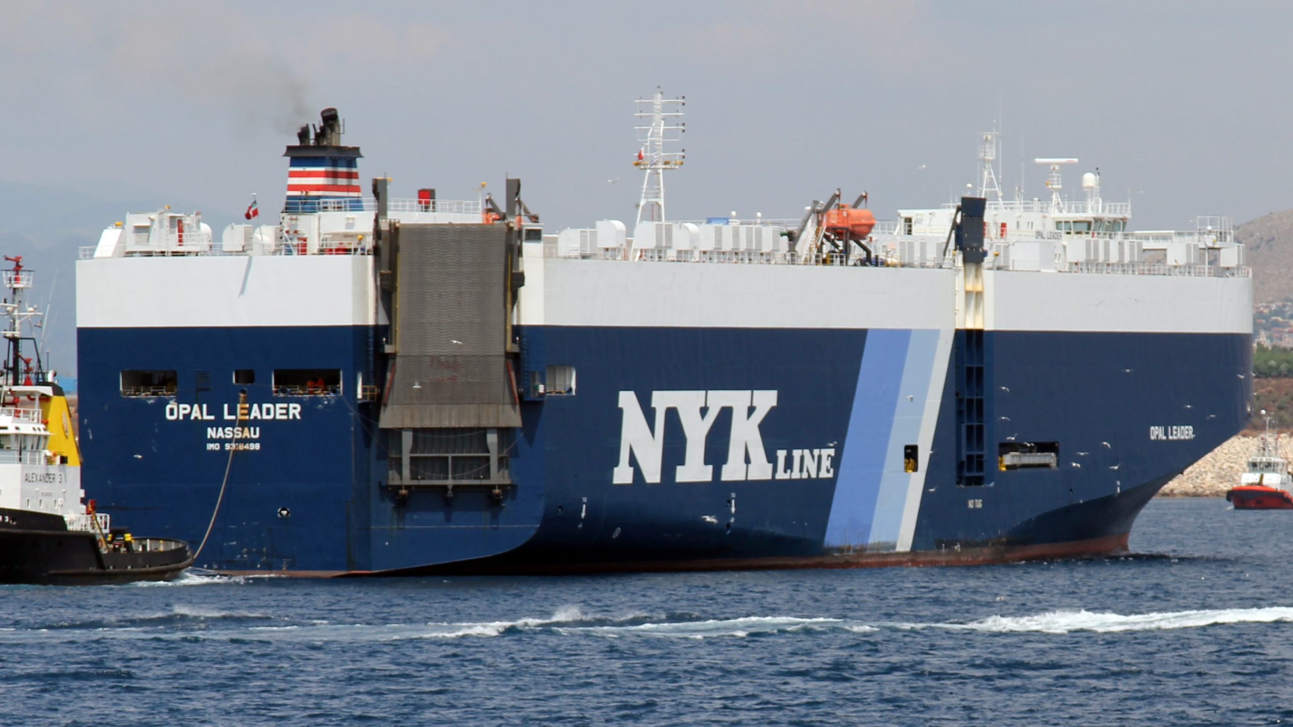 NYK looks back on fiscal year 1