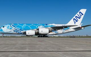 ANA fills passenger planes with medical supplies 3