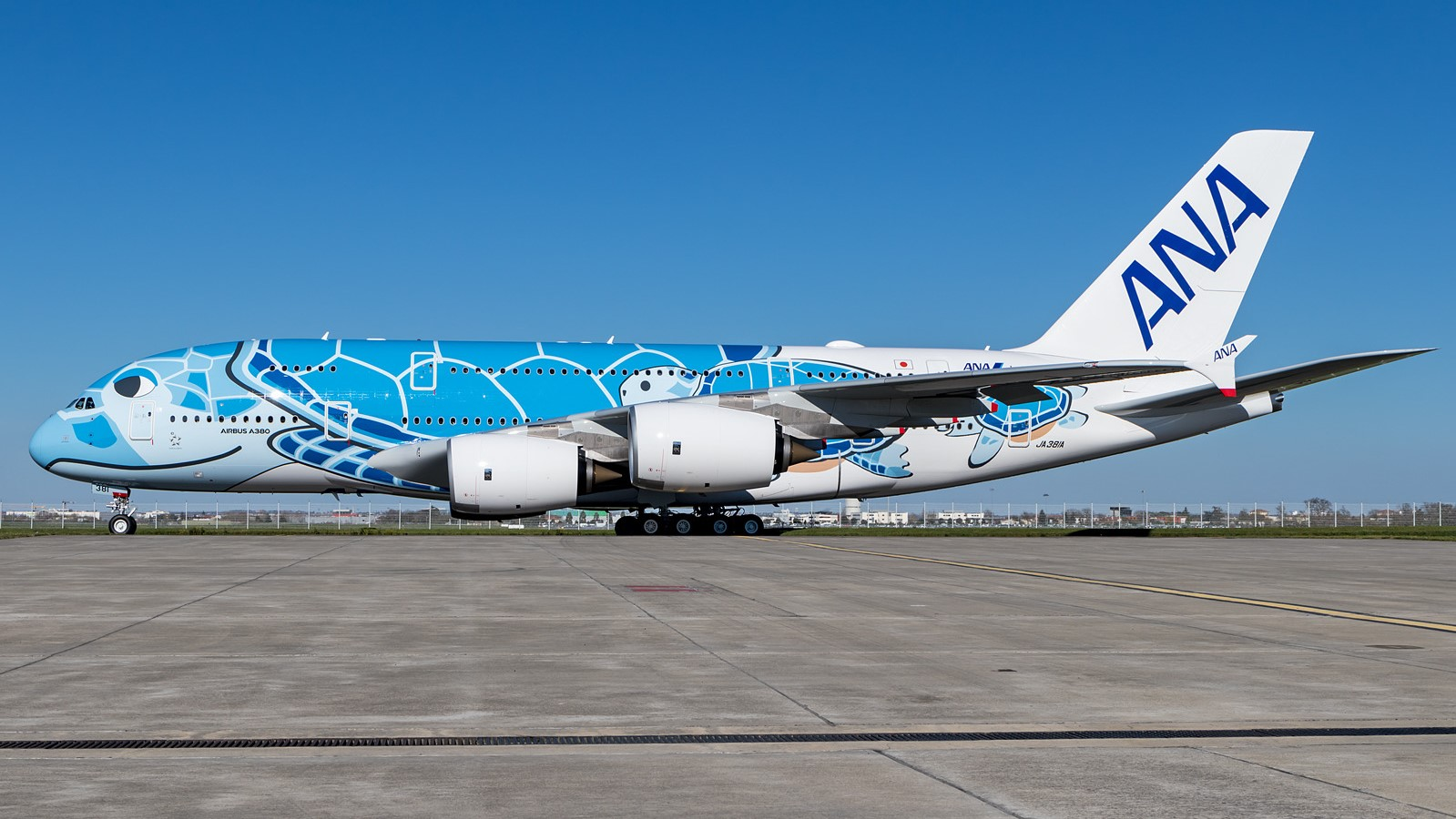 ANA fills passenger planes with medical supplies 1