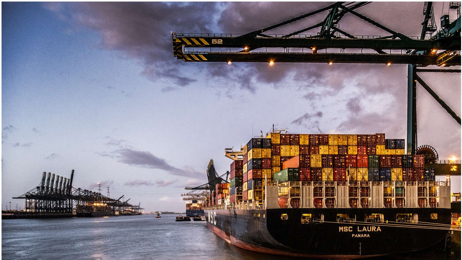 Port of Antwerp hold its own amongst corona crisis 1