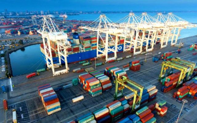 Trans-Pacific eastbound trade under pressure due to blank sailings 1