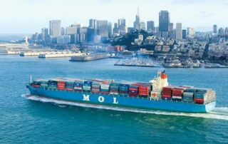 Japanese MOL reducing fleet with 5pct. 10