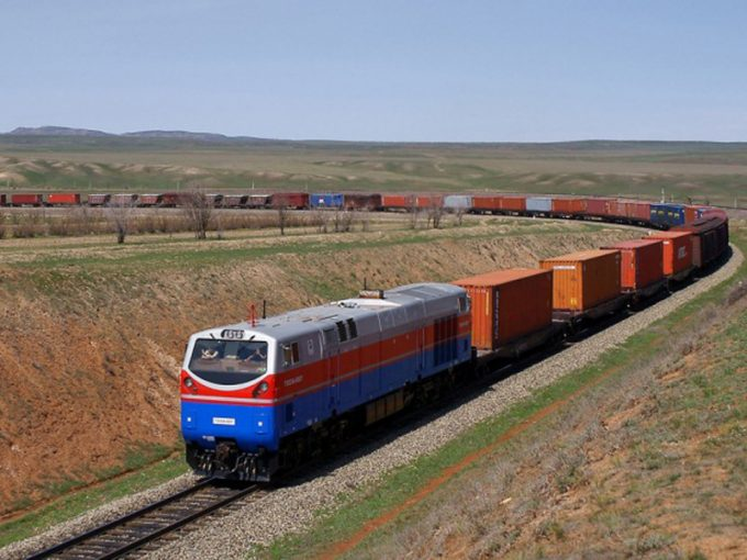 China rails competing with Air cargo supply chains during Covid-19 pandemic 1